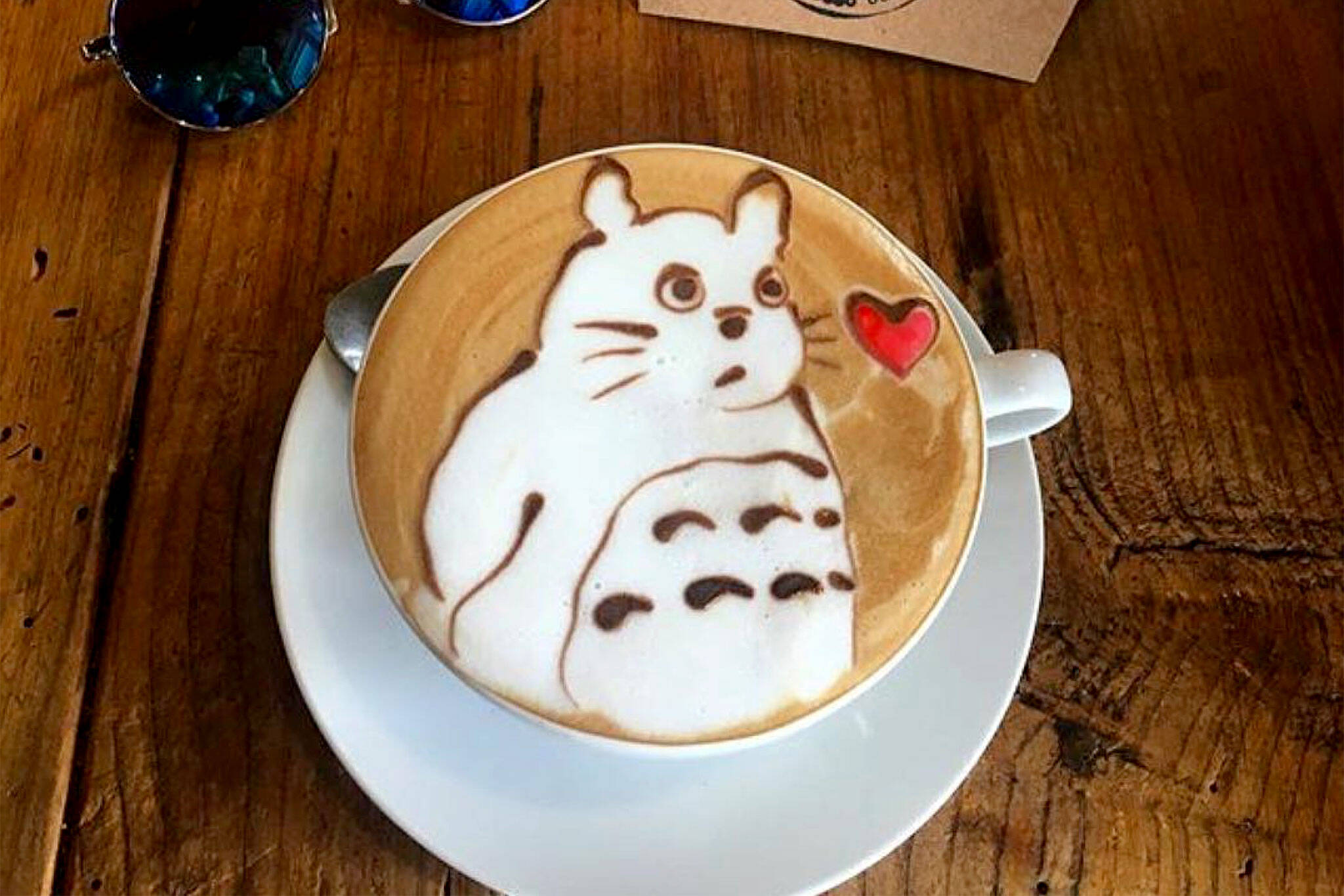 latte art toronto
