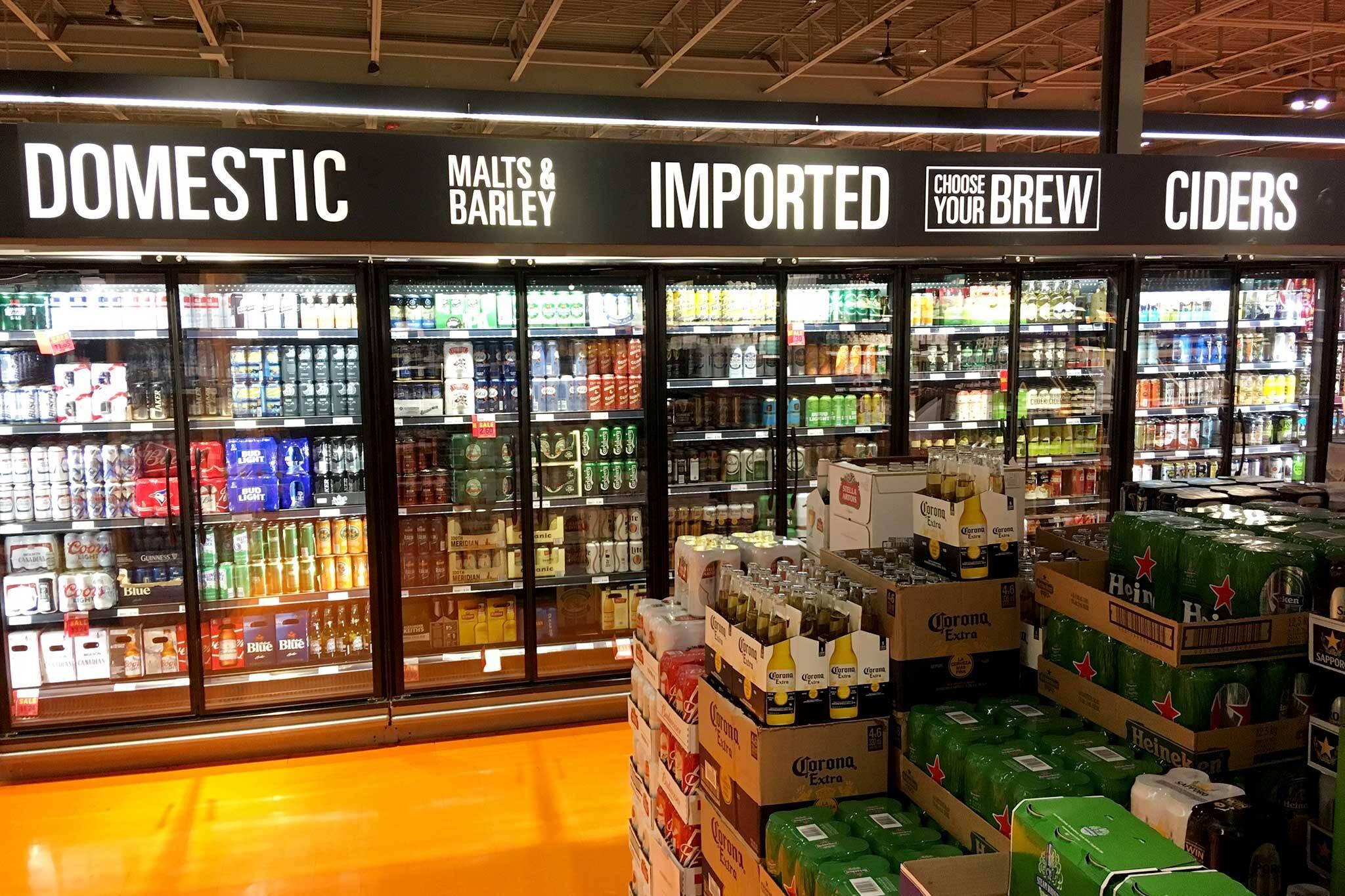 beer store toronto