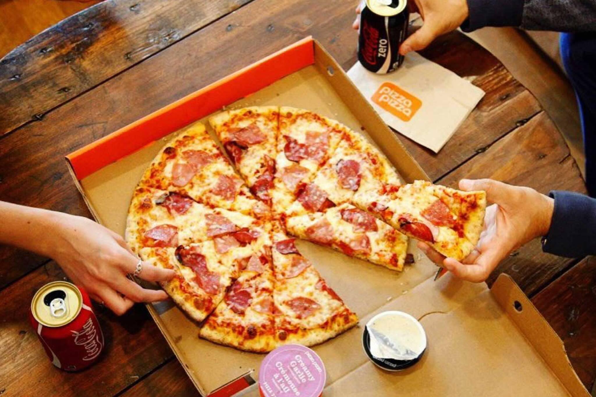 pizza pizza toronto