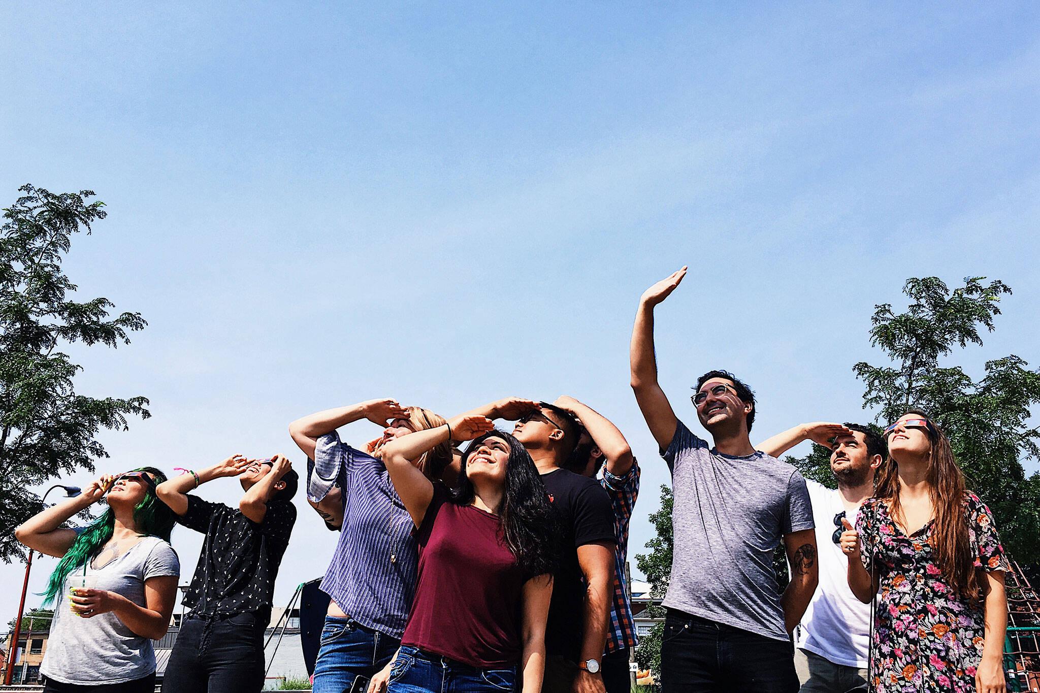 solar eclipse toronto