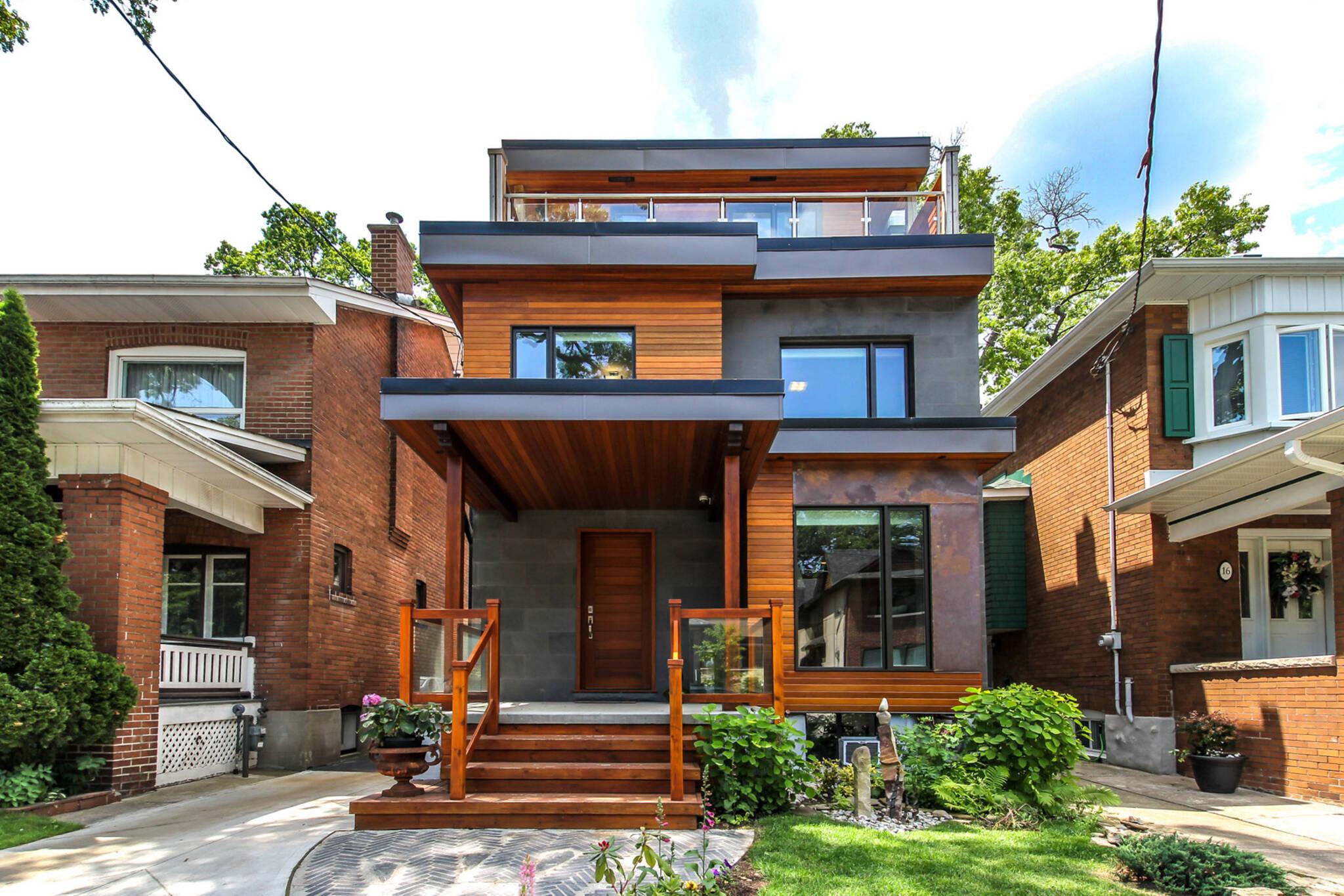 14 Evans Avenue Toronto