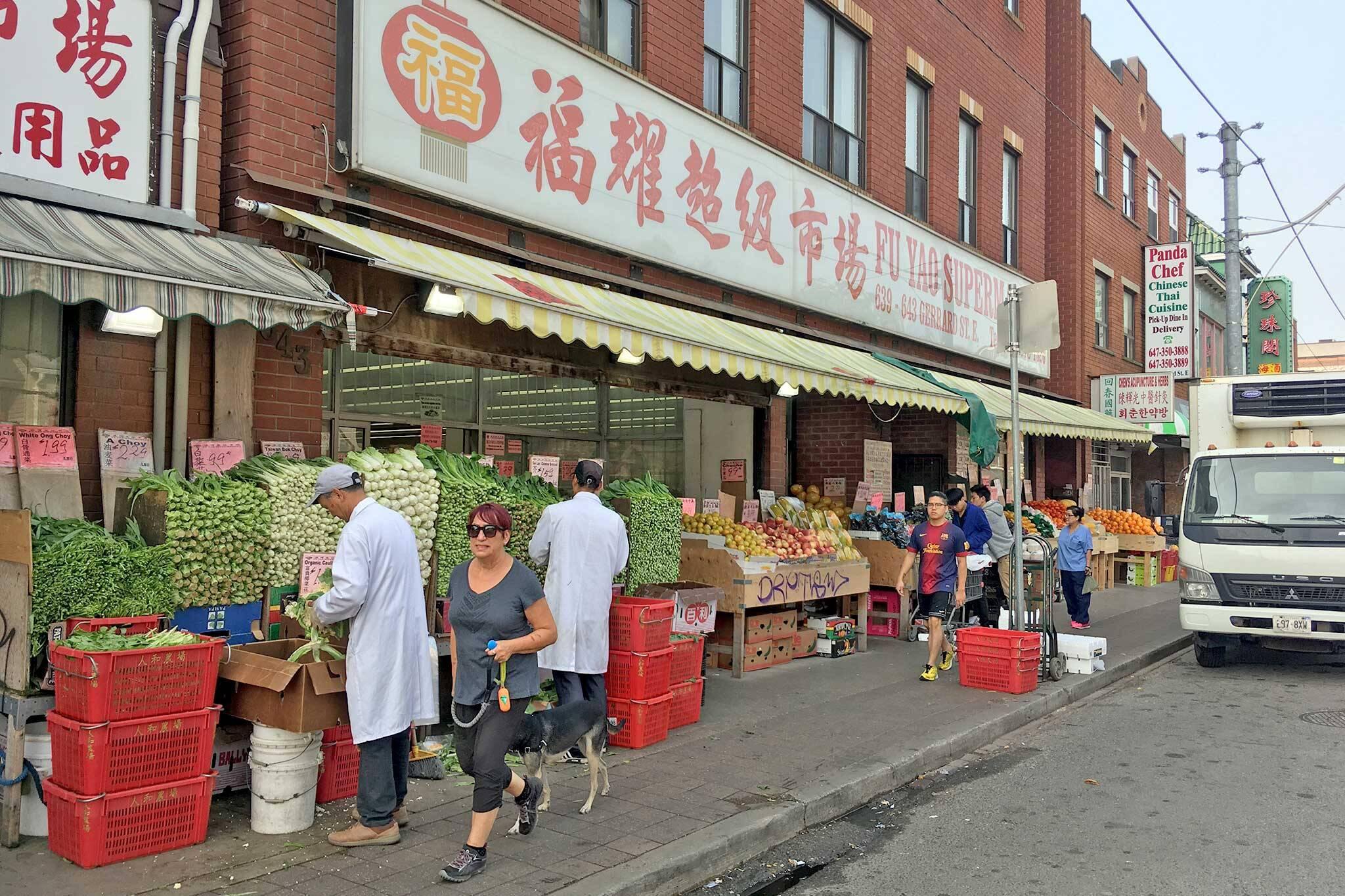 east chinatown toronto