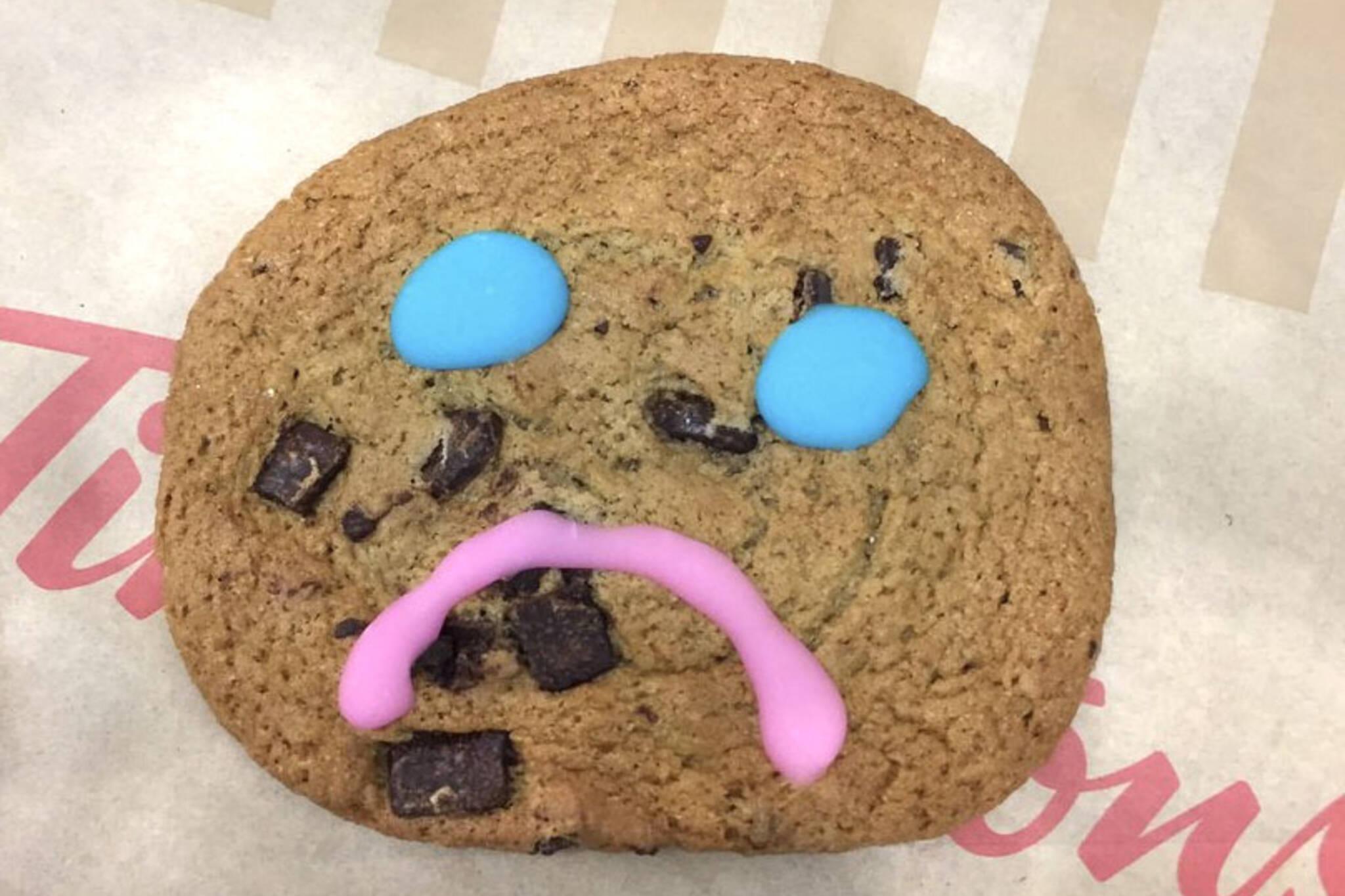 tim hortons smile cookies