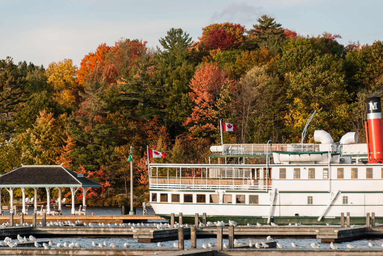 5 small towns near Toronto to visit this fall