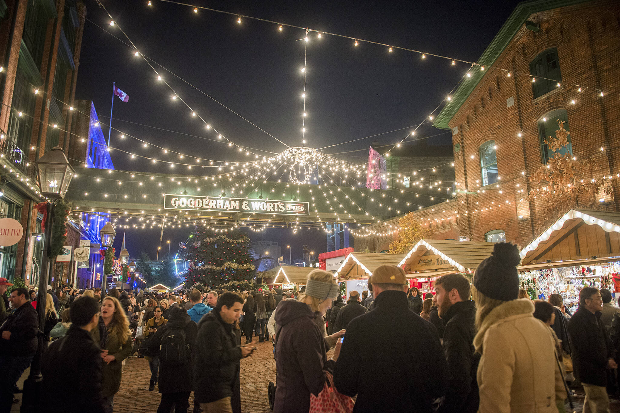 Toronto Christmast Market