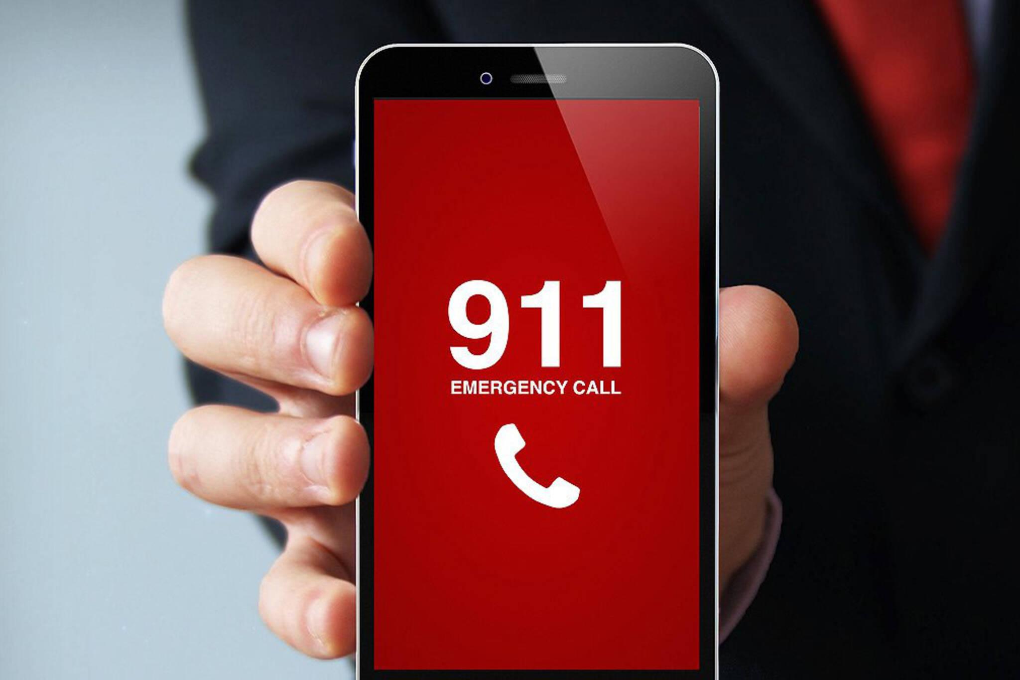 911 iphone toronto