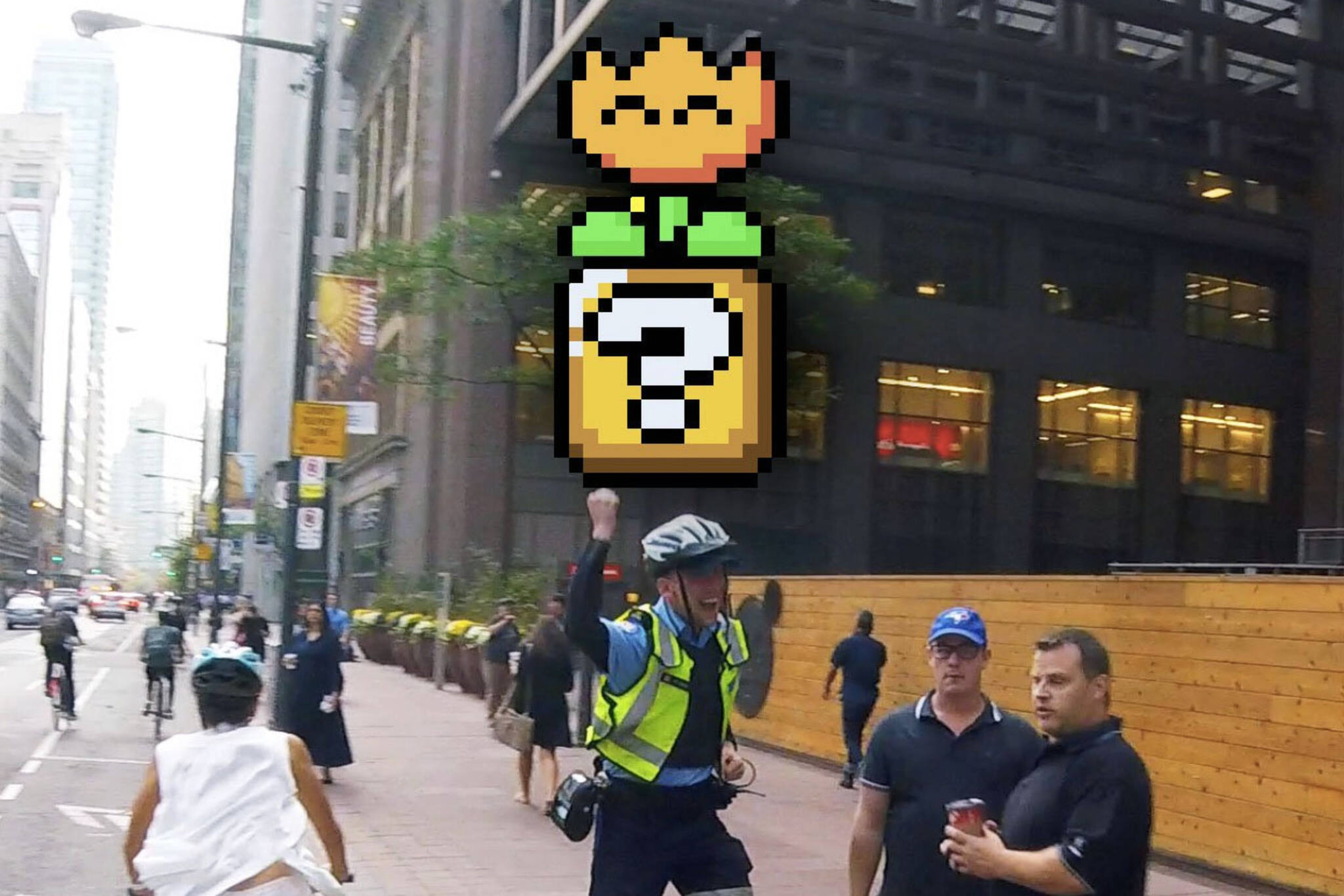 toronto bike cop