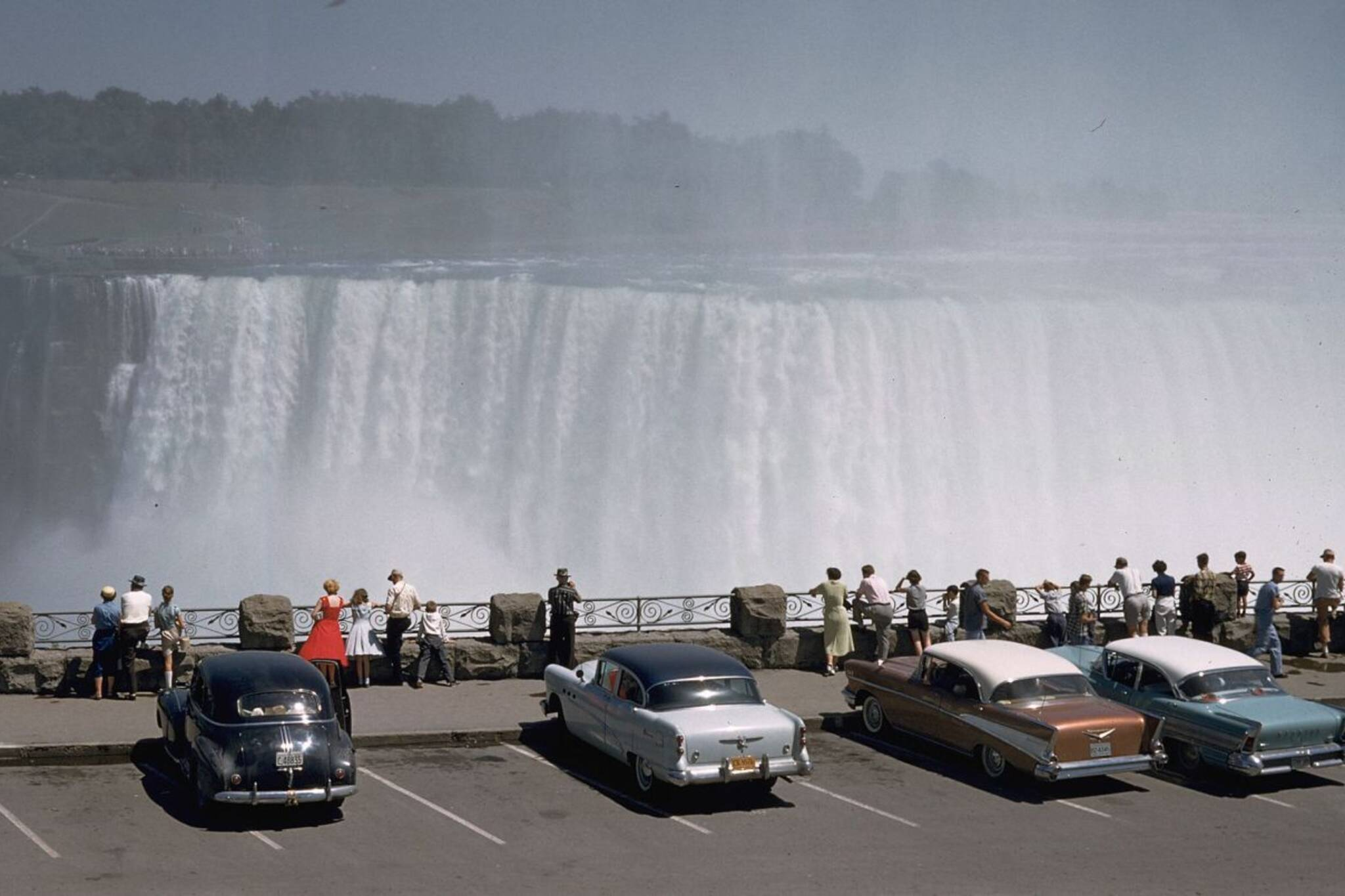 Niagara Falls 1960s