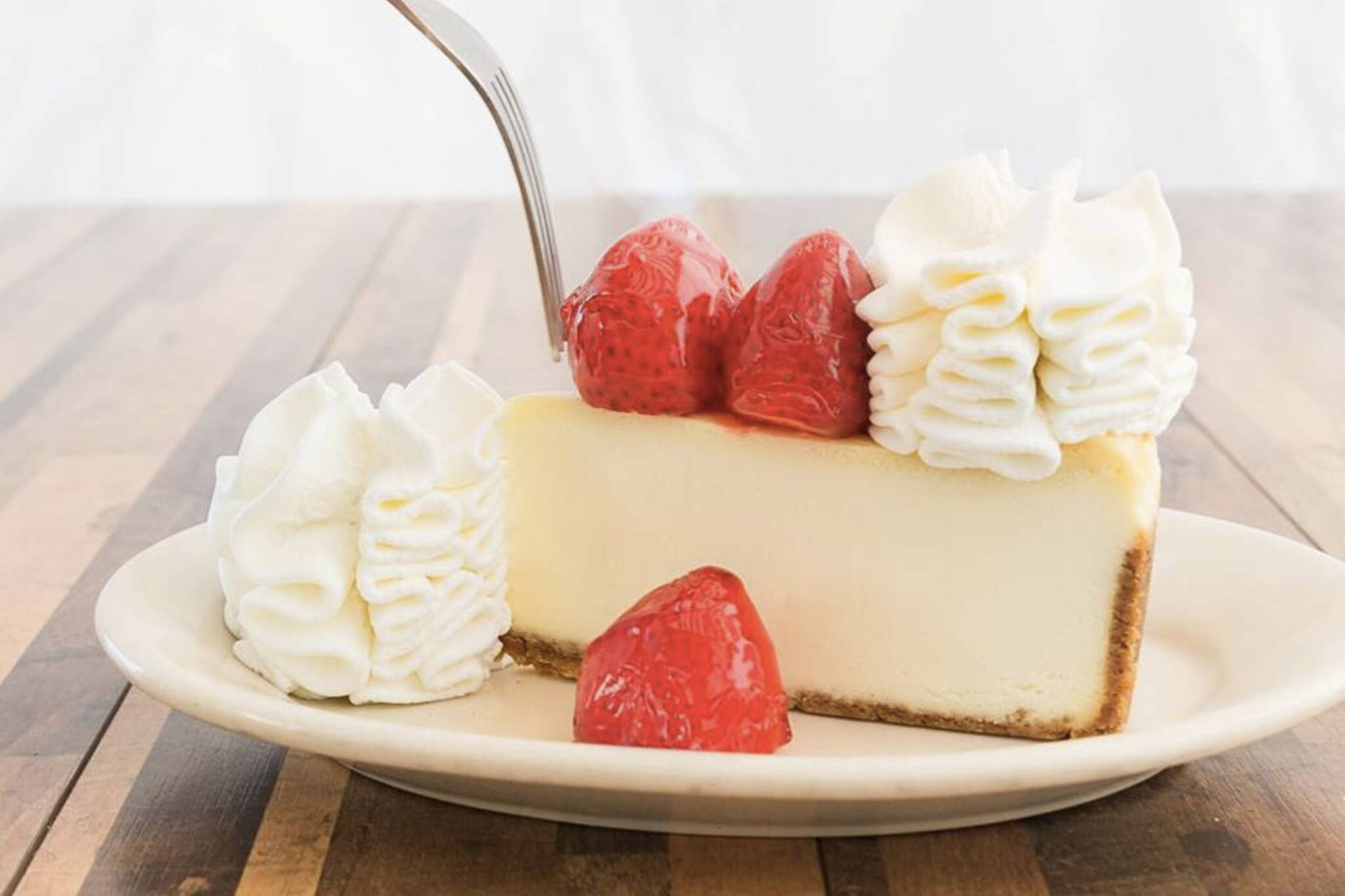 Cheesecake Factory Extreame Cheese Cake