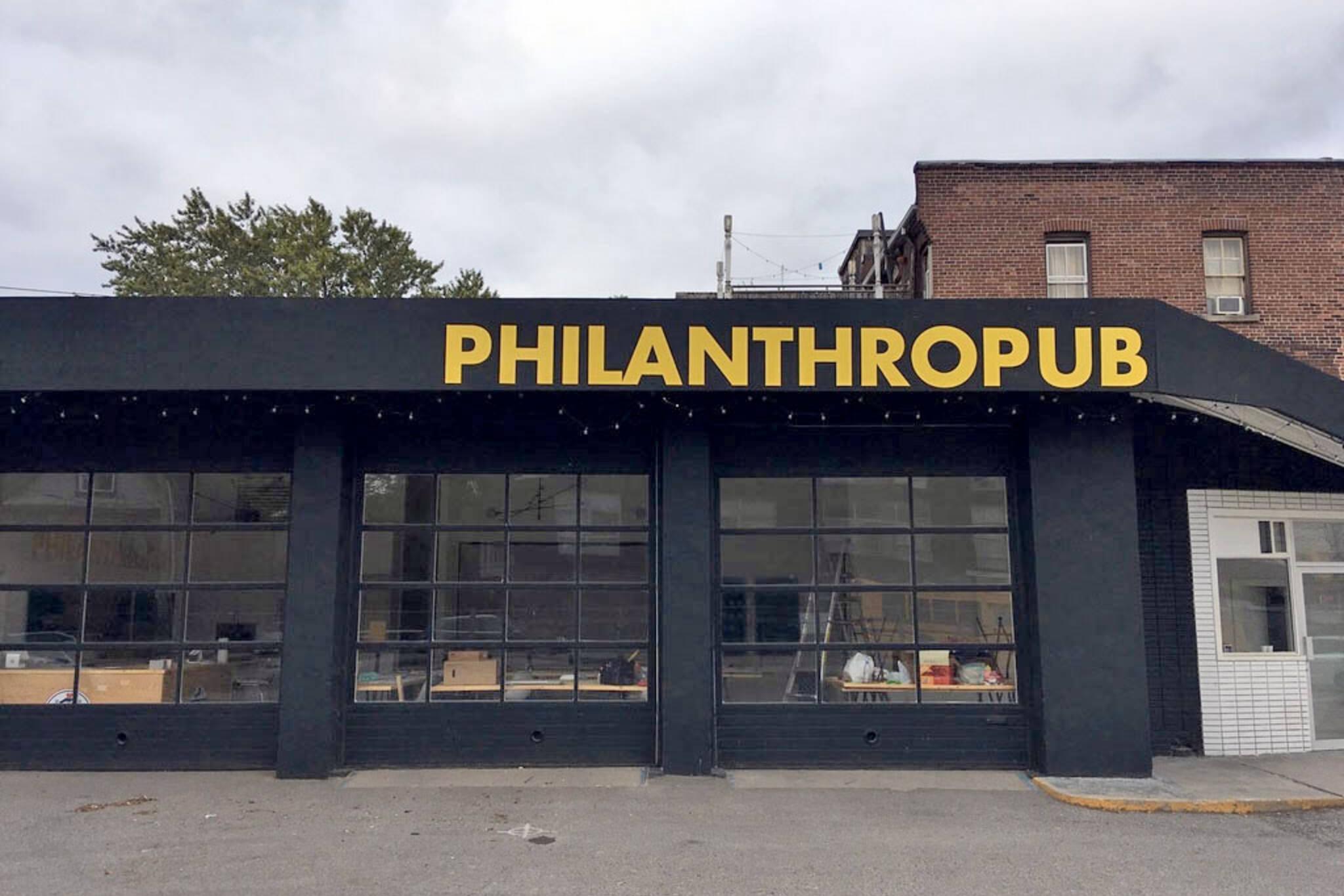 philanthropub toronto