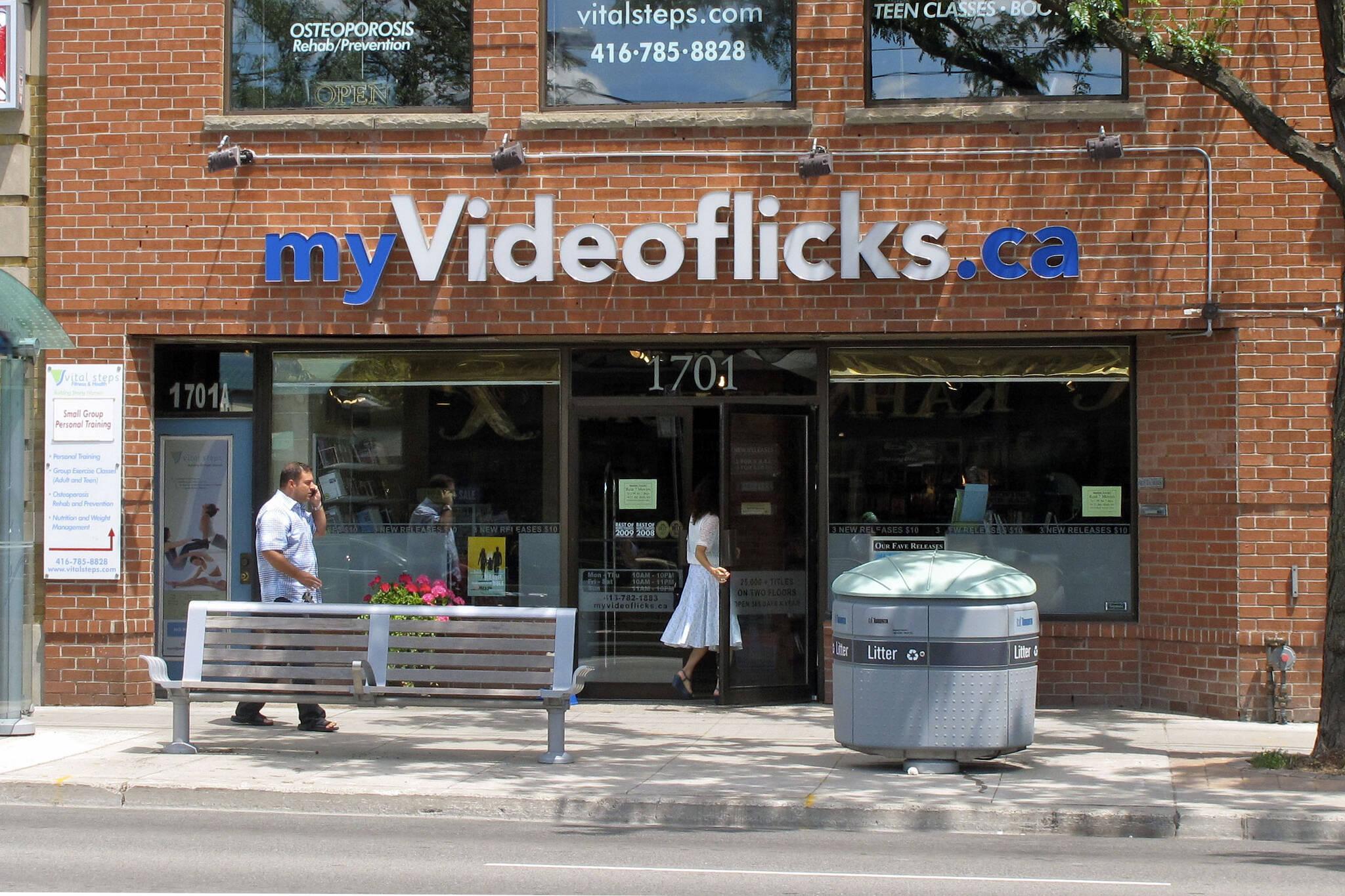 videoflicks toronto
