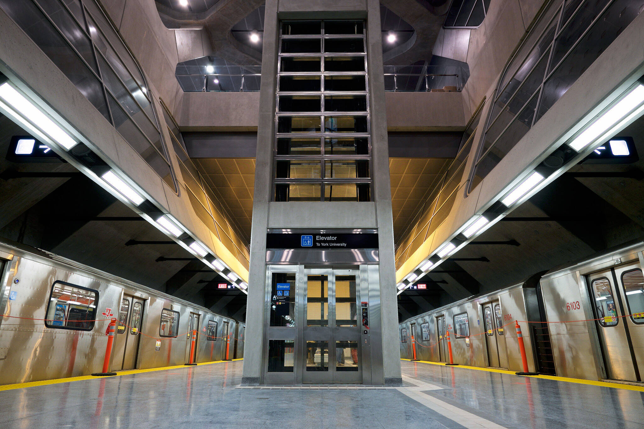 ttc spadina subway extension