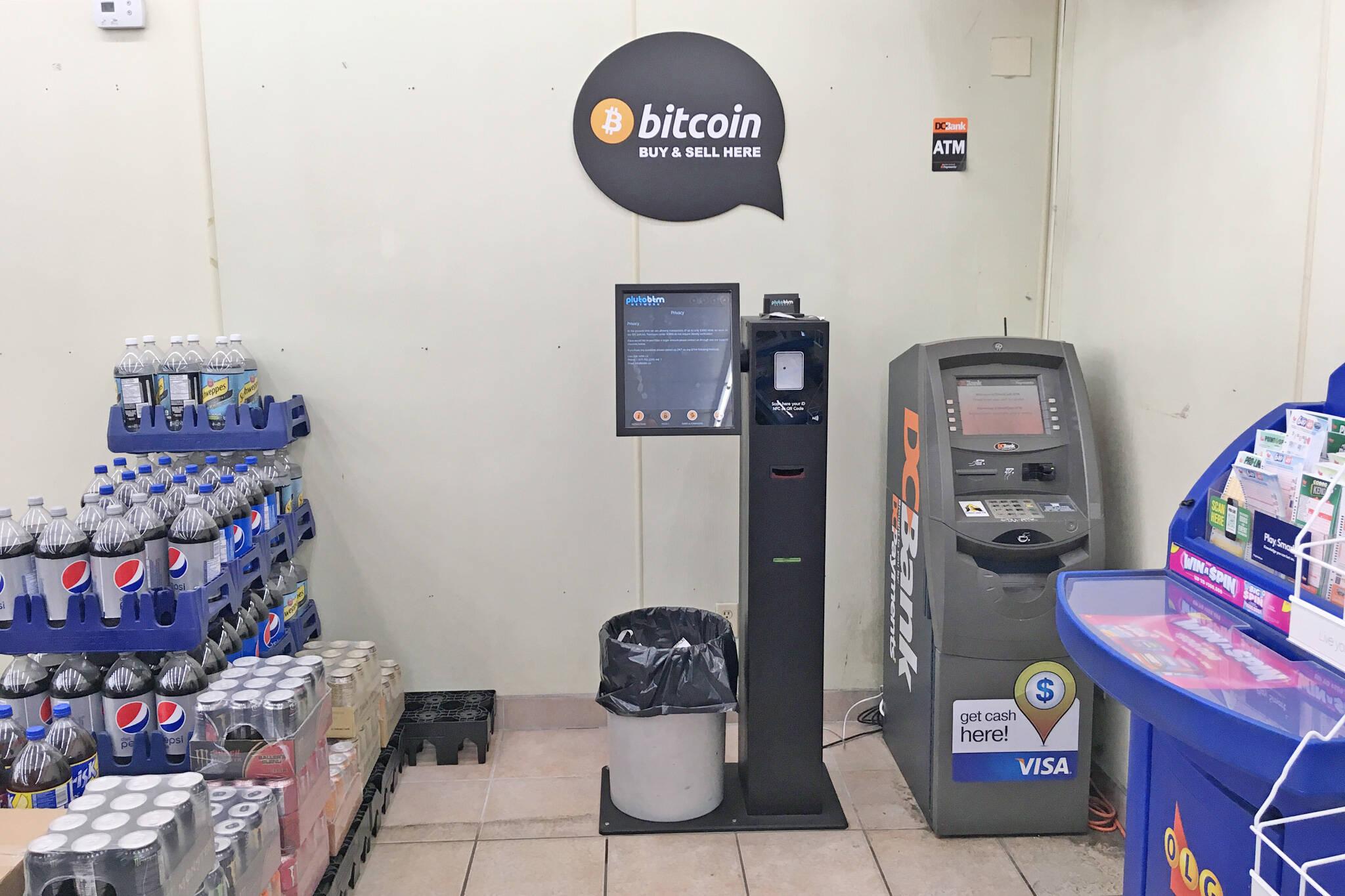 bitcoin atm toronto