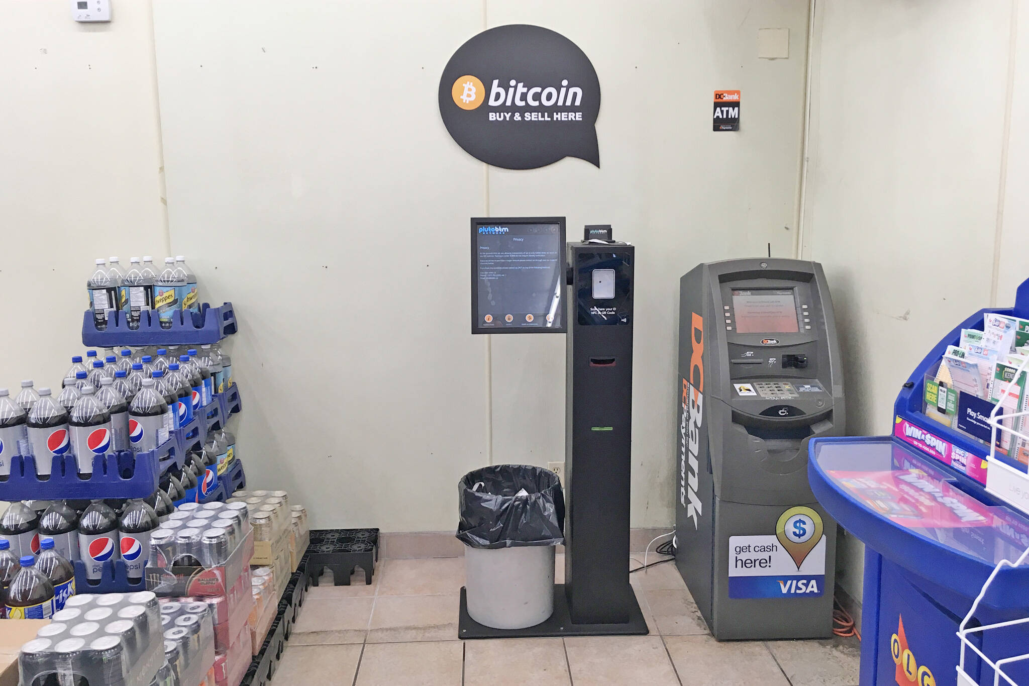 A map of bitcoin atm machines in toronto bitcoin atm toronto ccuart Choice Image