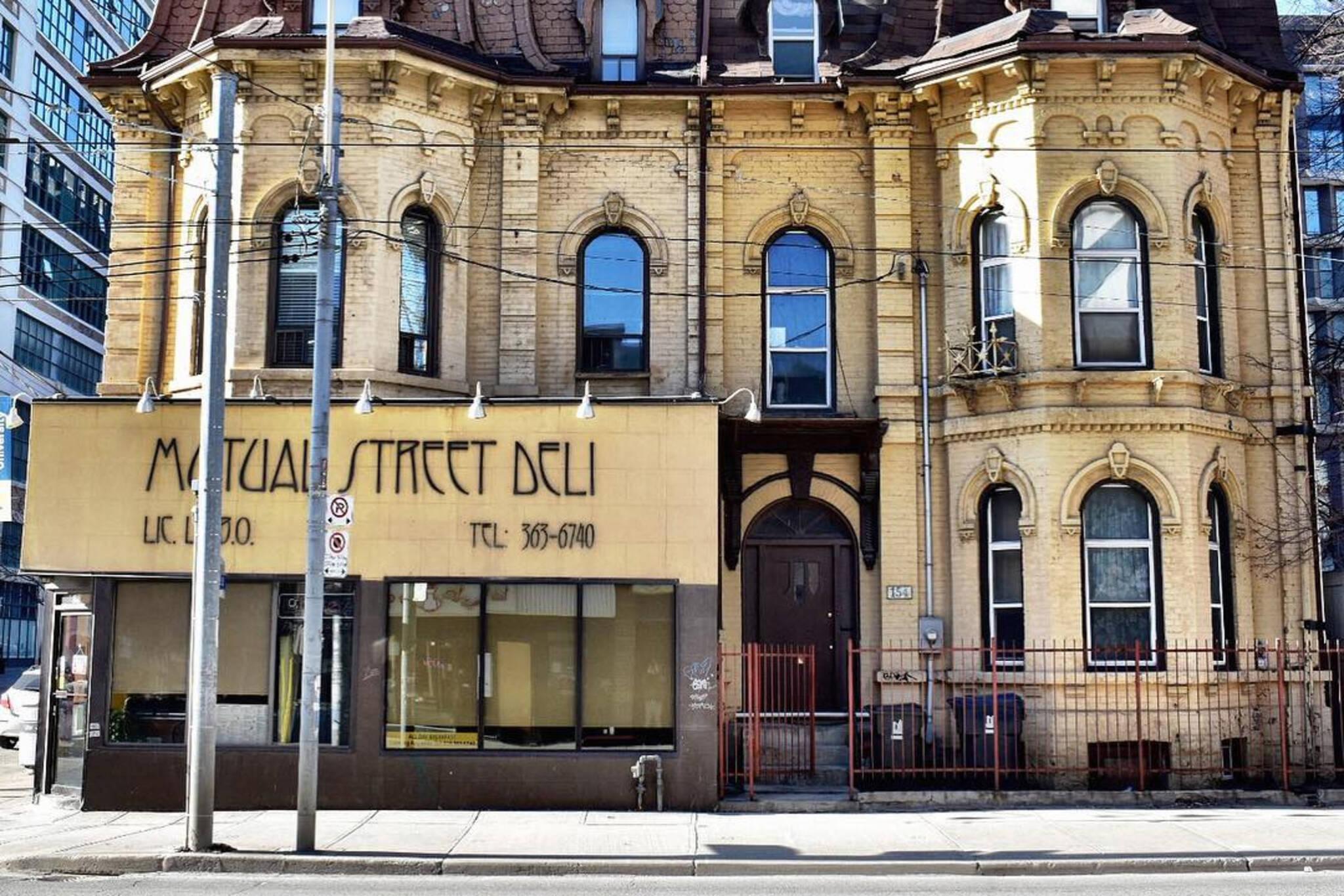 Mutual Street Deli
