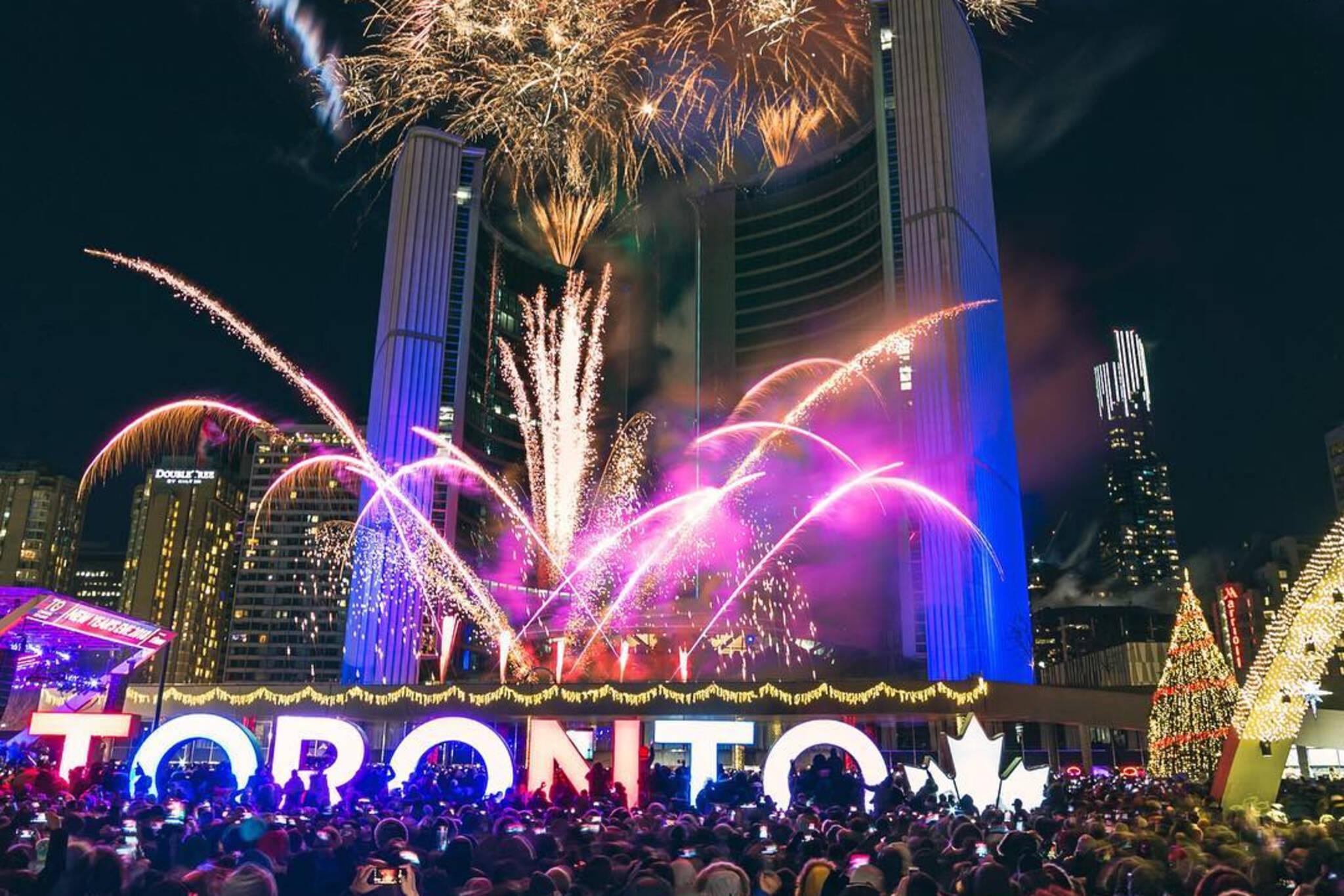 New Years Toronto