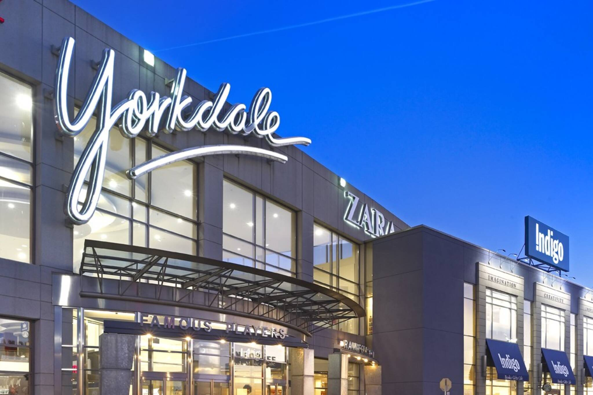 Yorkdale mall open