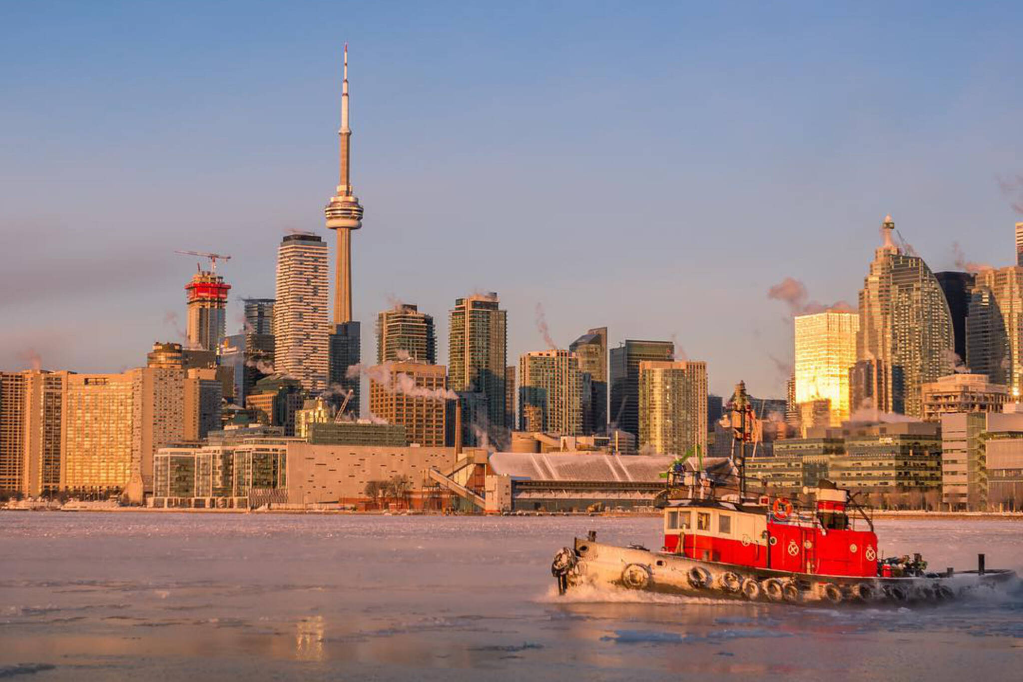 Cold Snap Toronto
