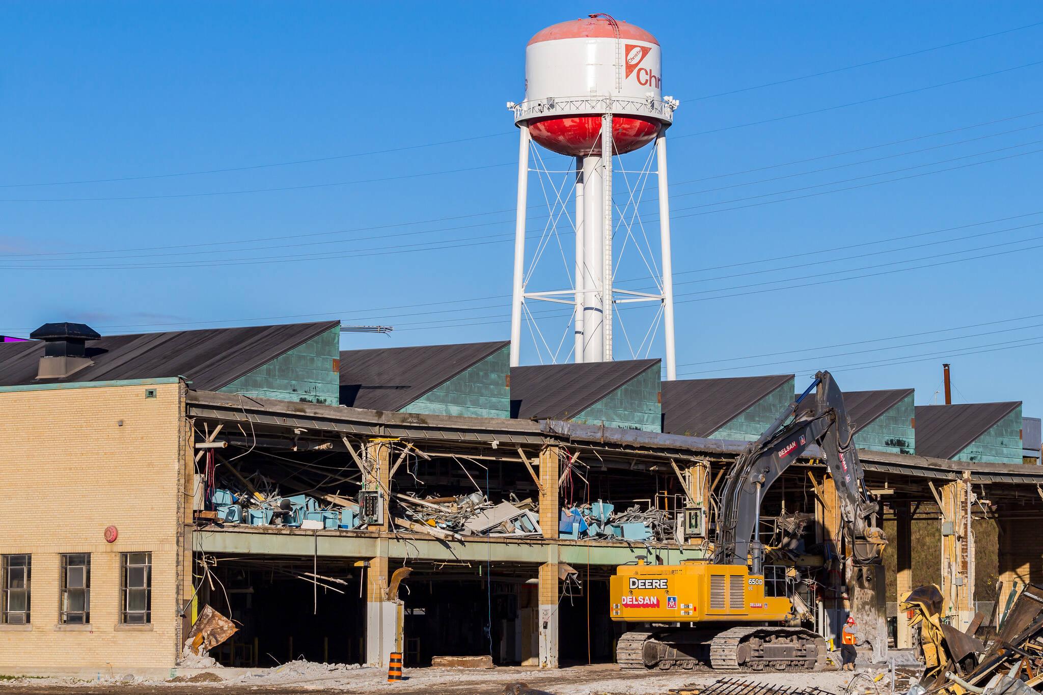 Mr. Christie Demolition