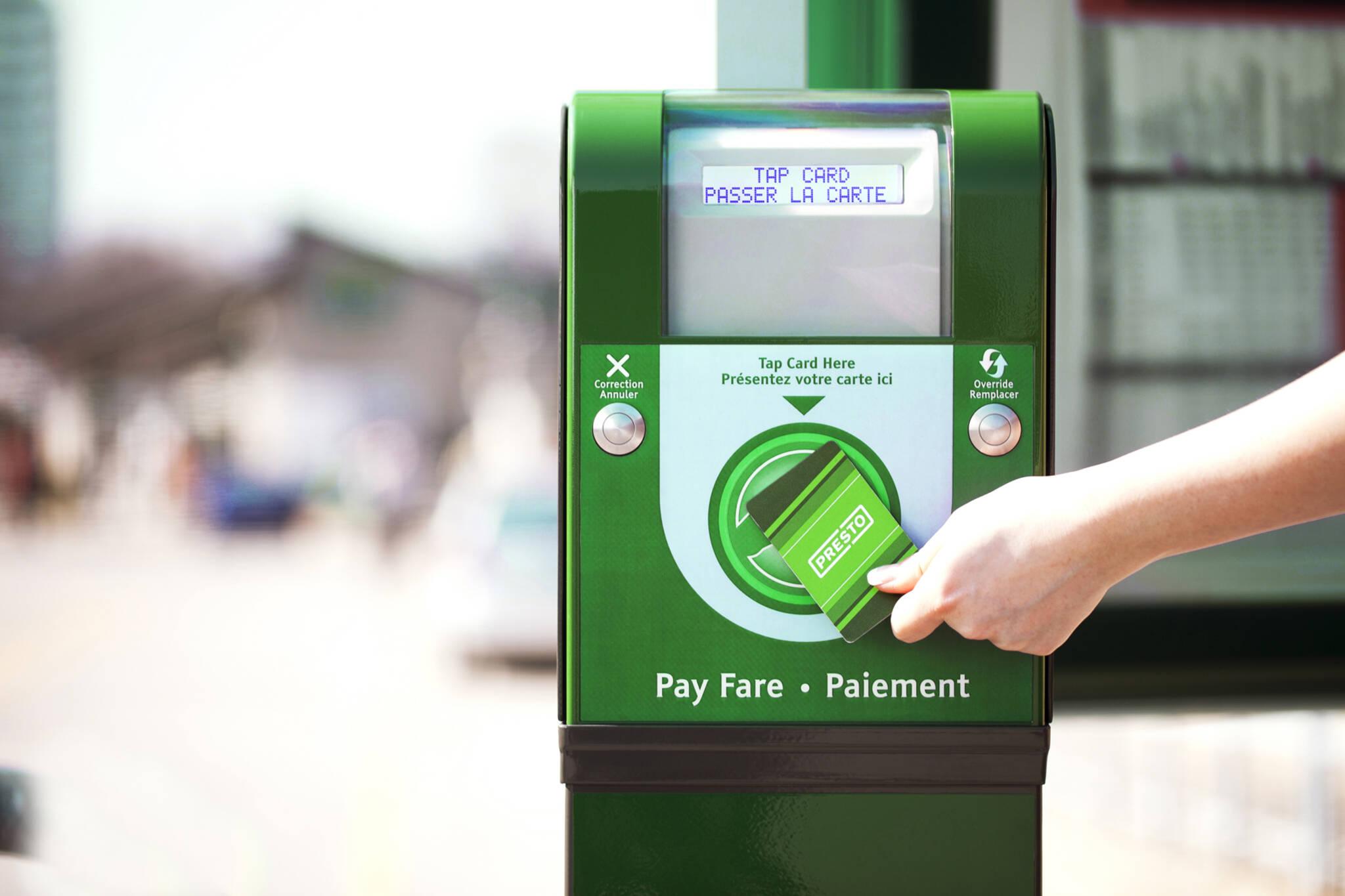 TTC GO Transit discount