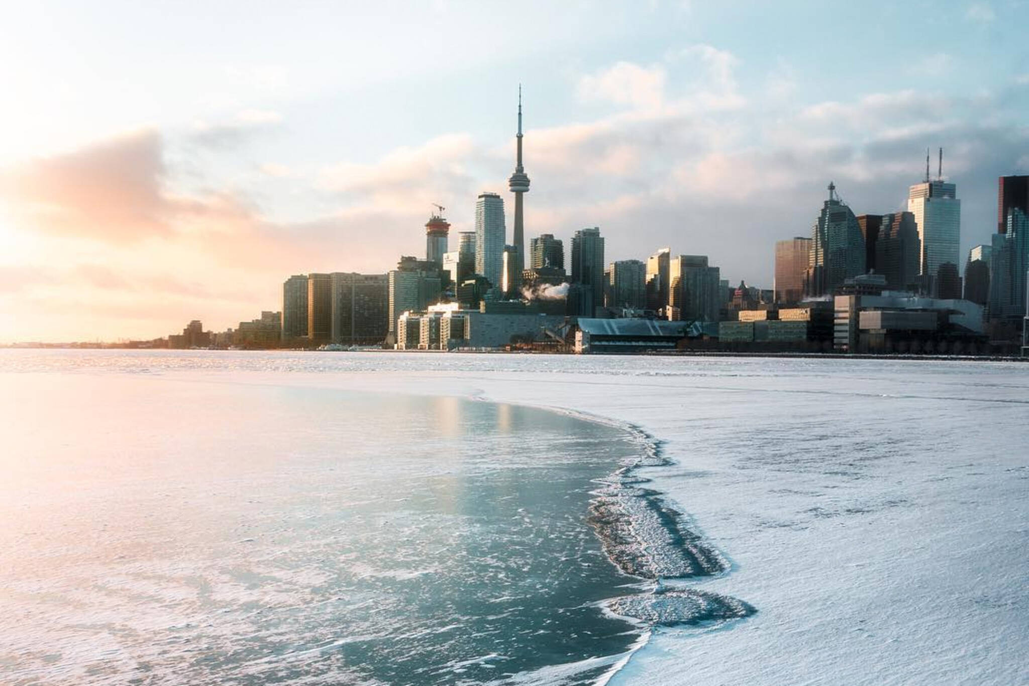 Wind chill Toronto