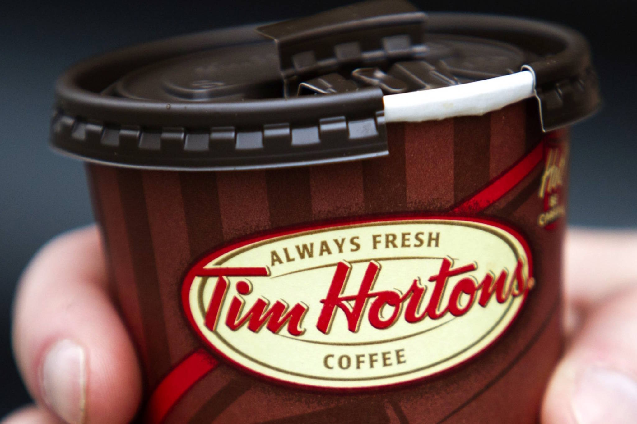 Tim Hortons Wages