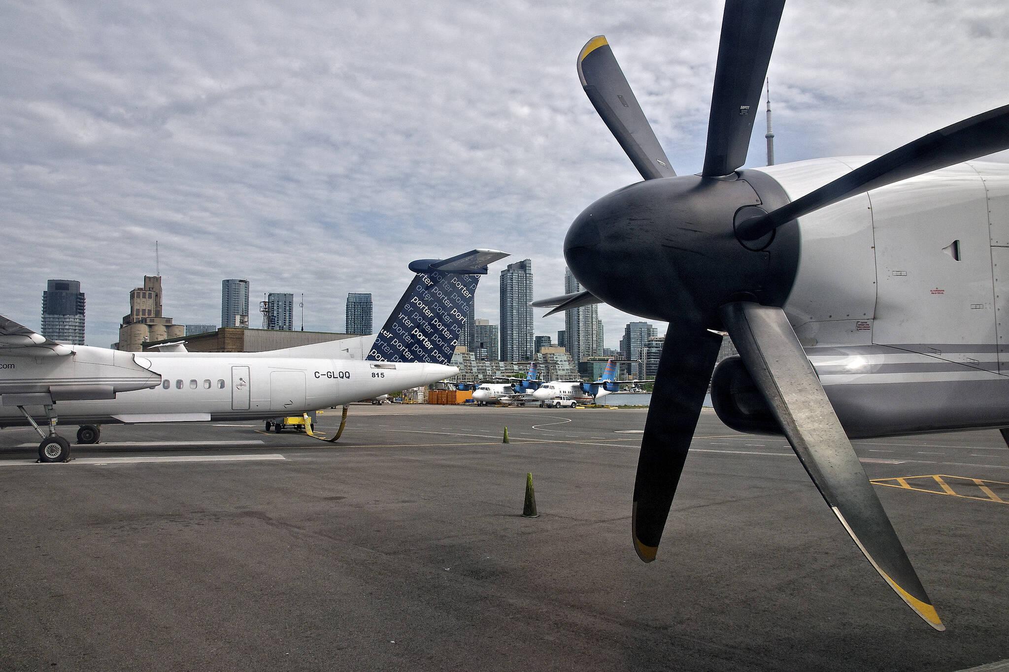 Porter flight delay