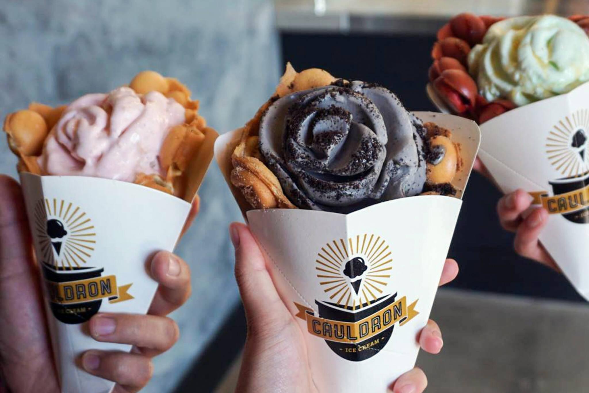 cauldron ice cream toronto