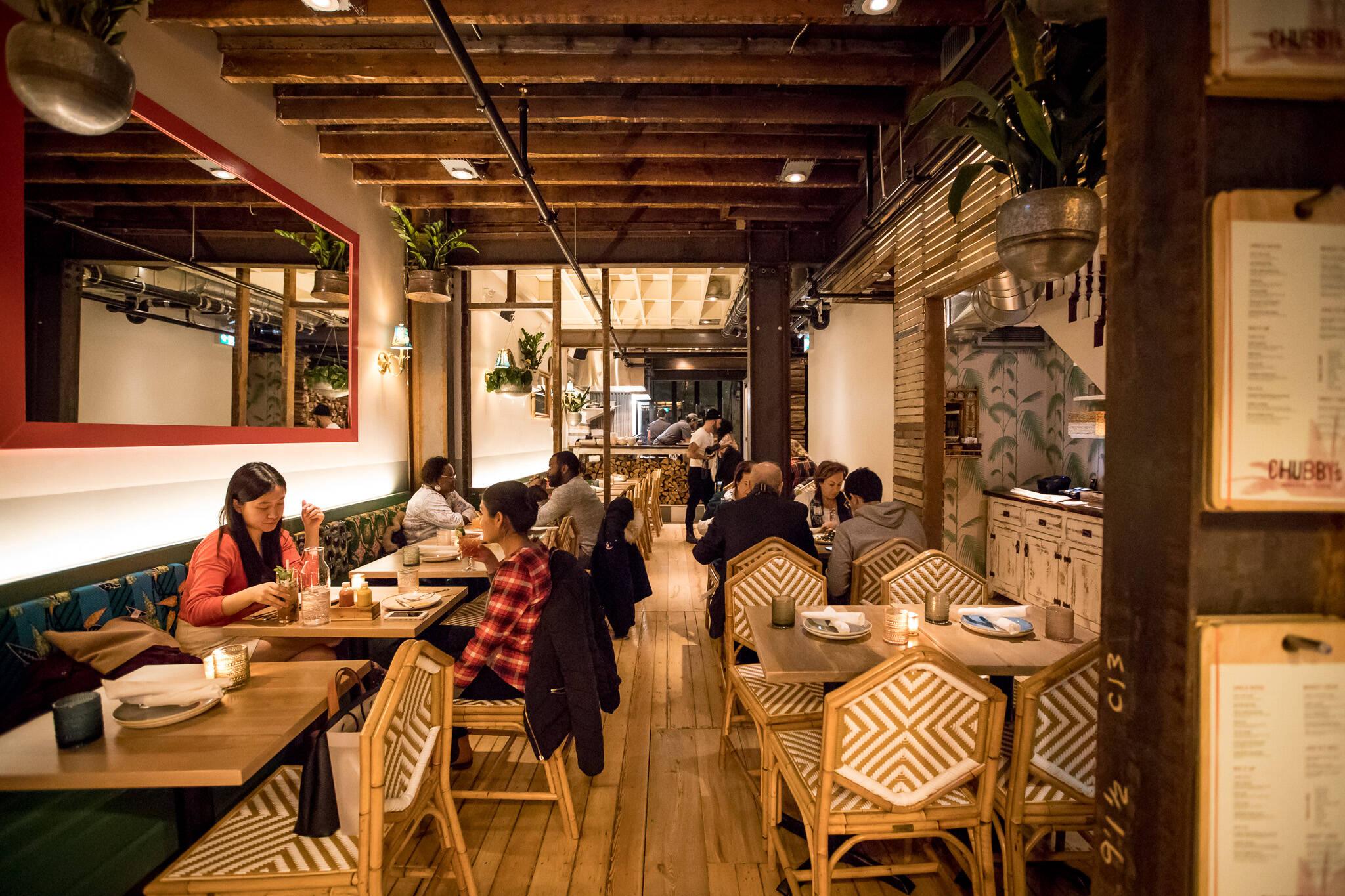 Restaurants Downtown Toronto