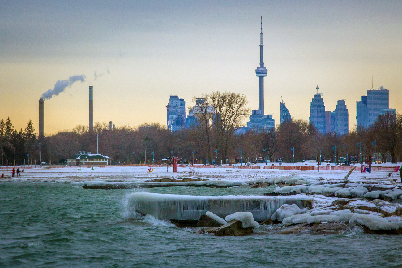 February Expected To Be Brutal For Winter Weather In Toronto