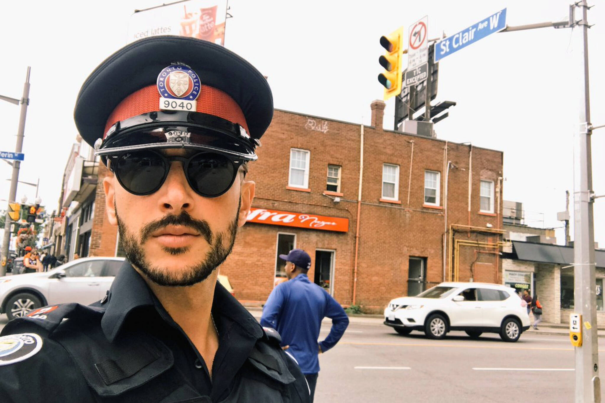 Toronto cops edibles