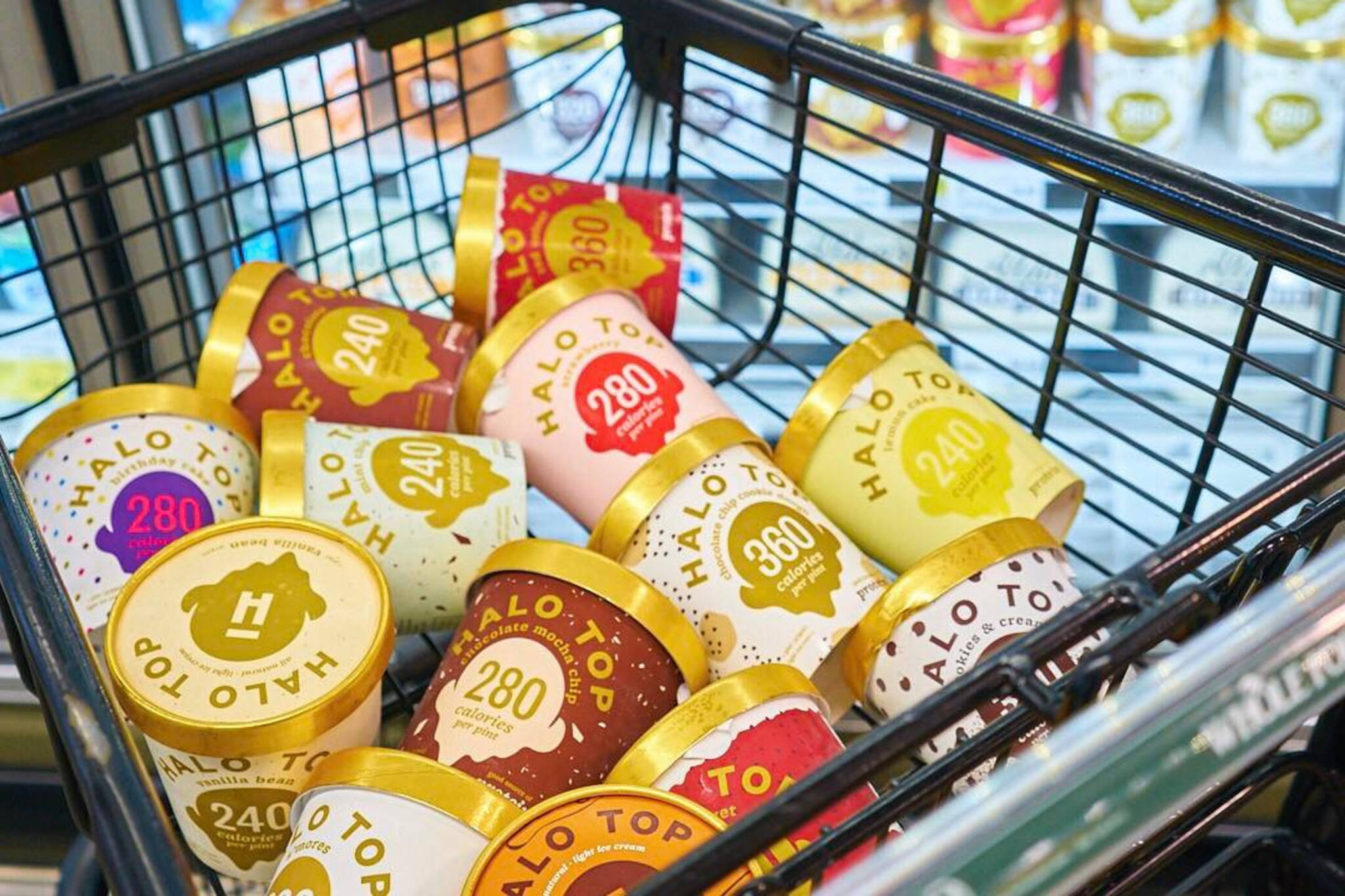 Popular US Ice Cream Brand Halo Top Is Coming To Toronto