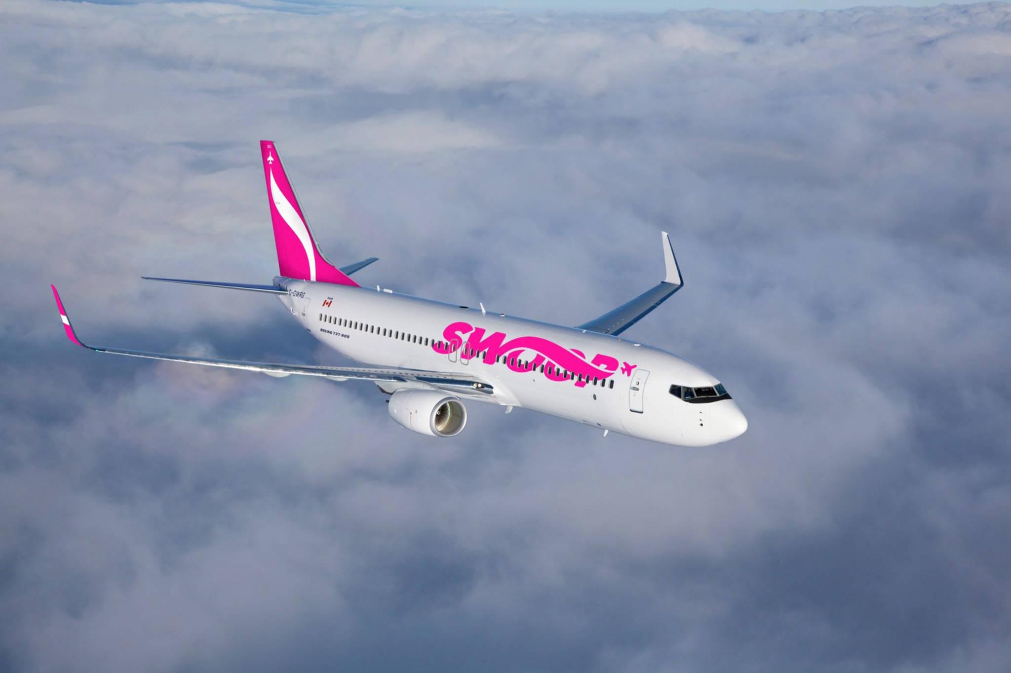 Swoop Cheap Flights