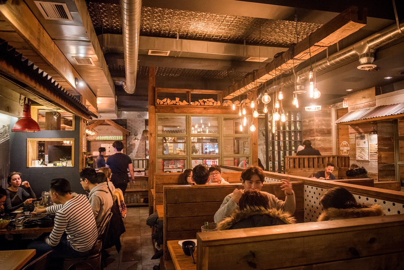 The top 75 restaurants in Toronto by TTC subway station