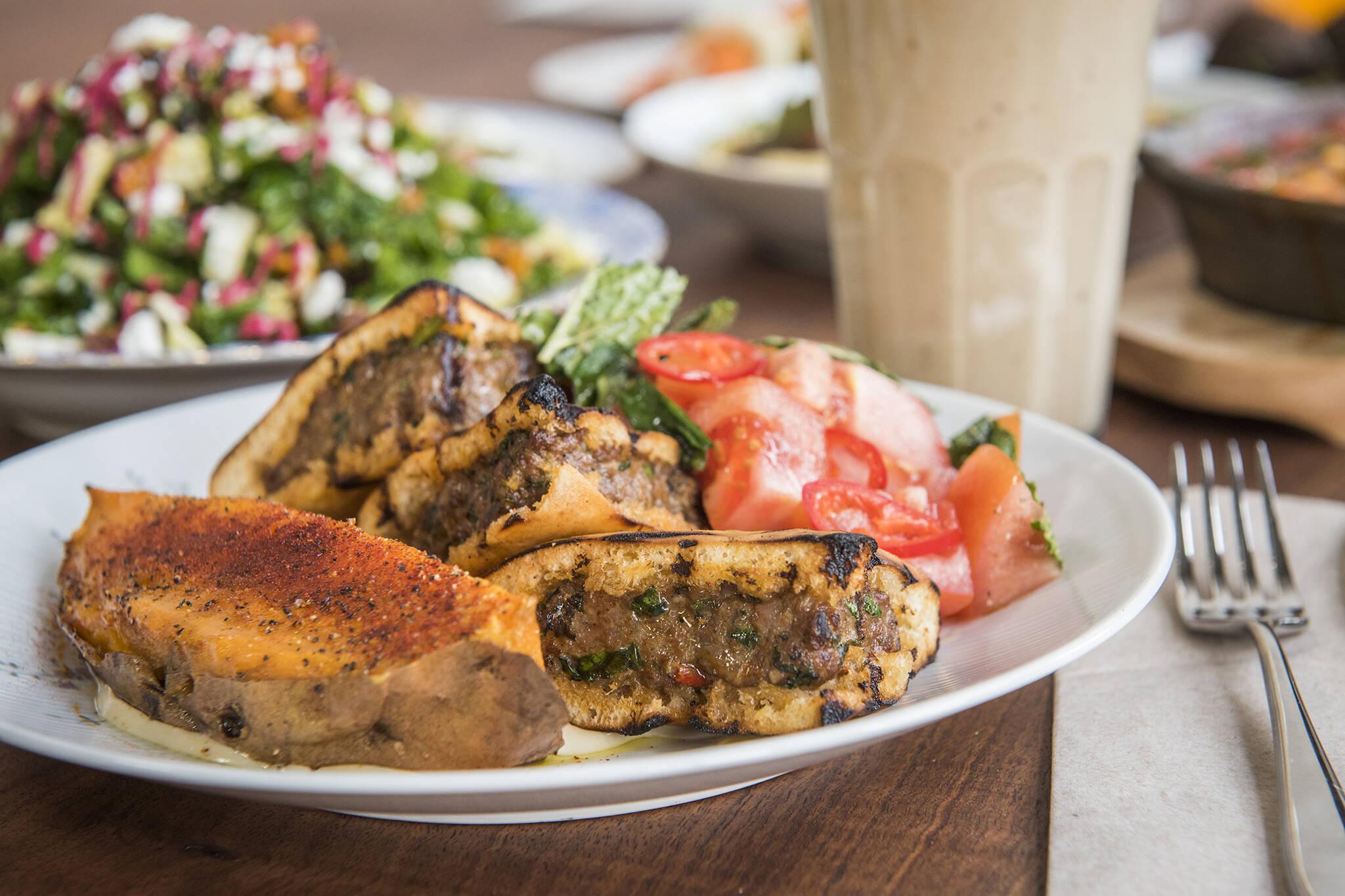 Middle Eastern restaurants Toronto