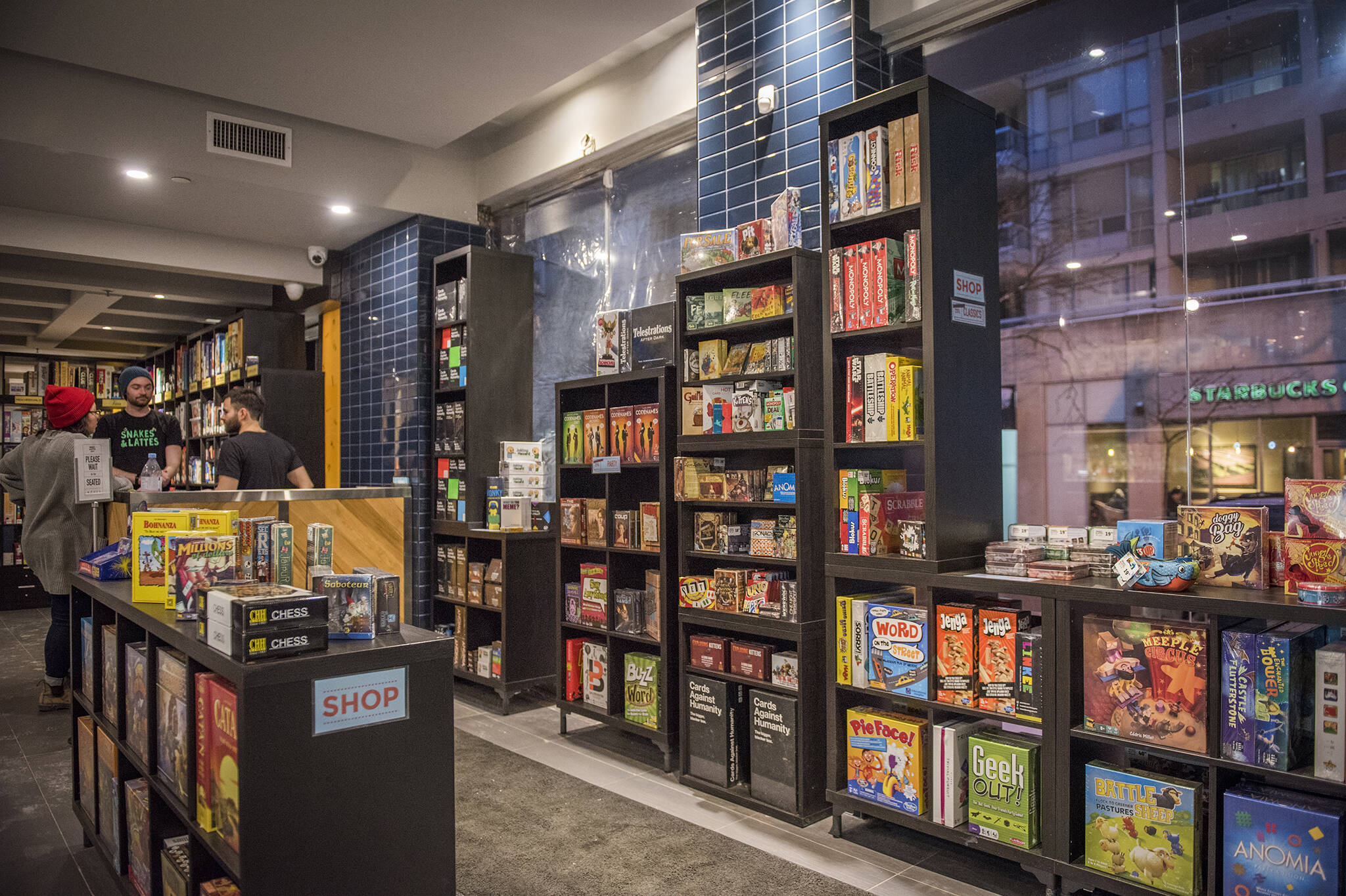 board game stores toronto