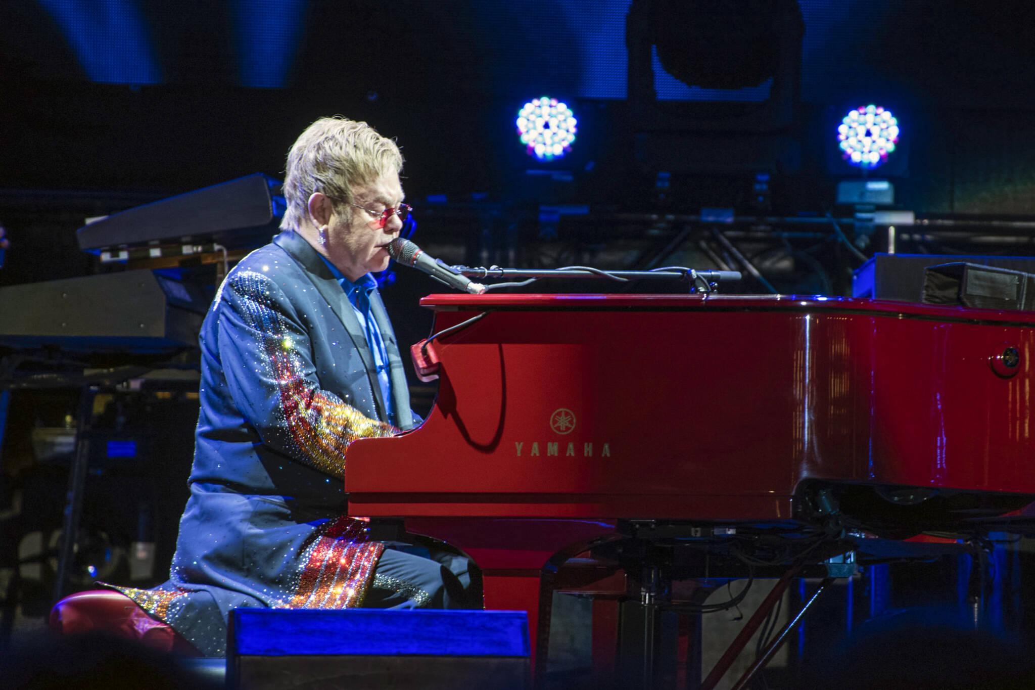 Elton John Toronto