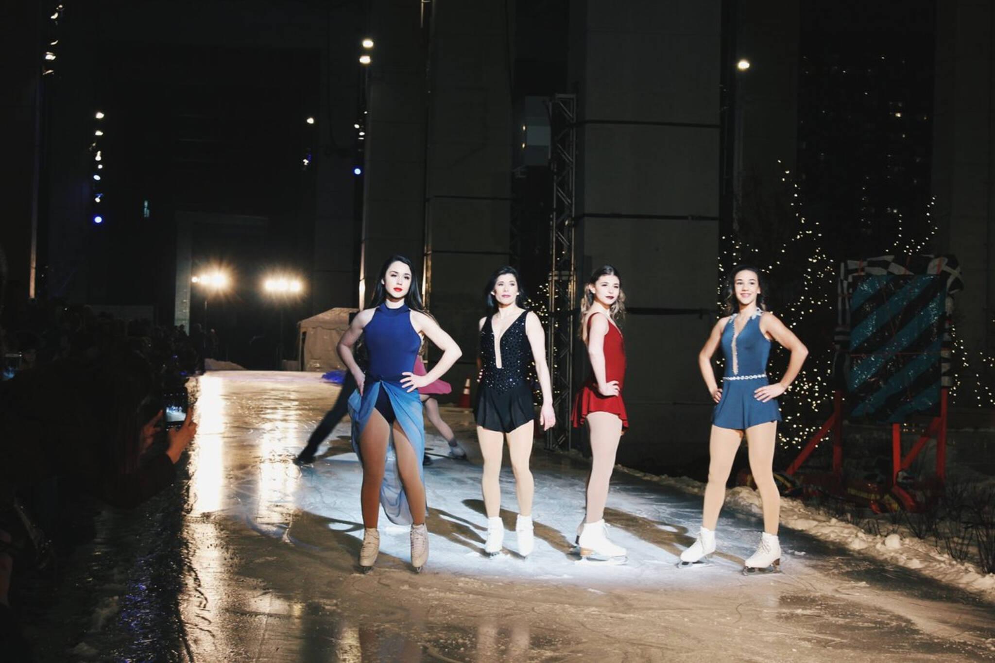 Bentway fashion show toronto