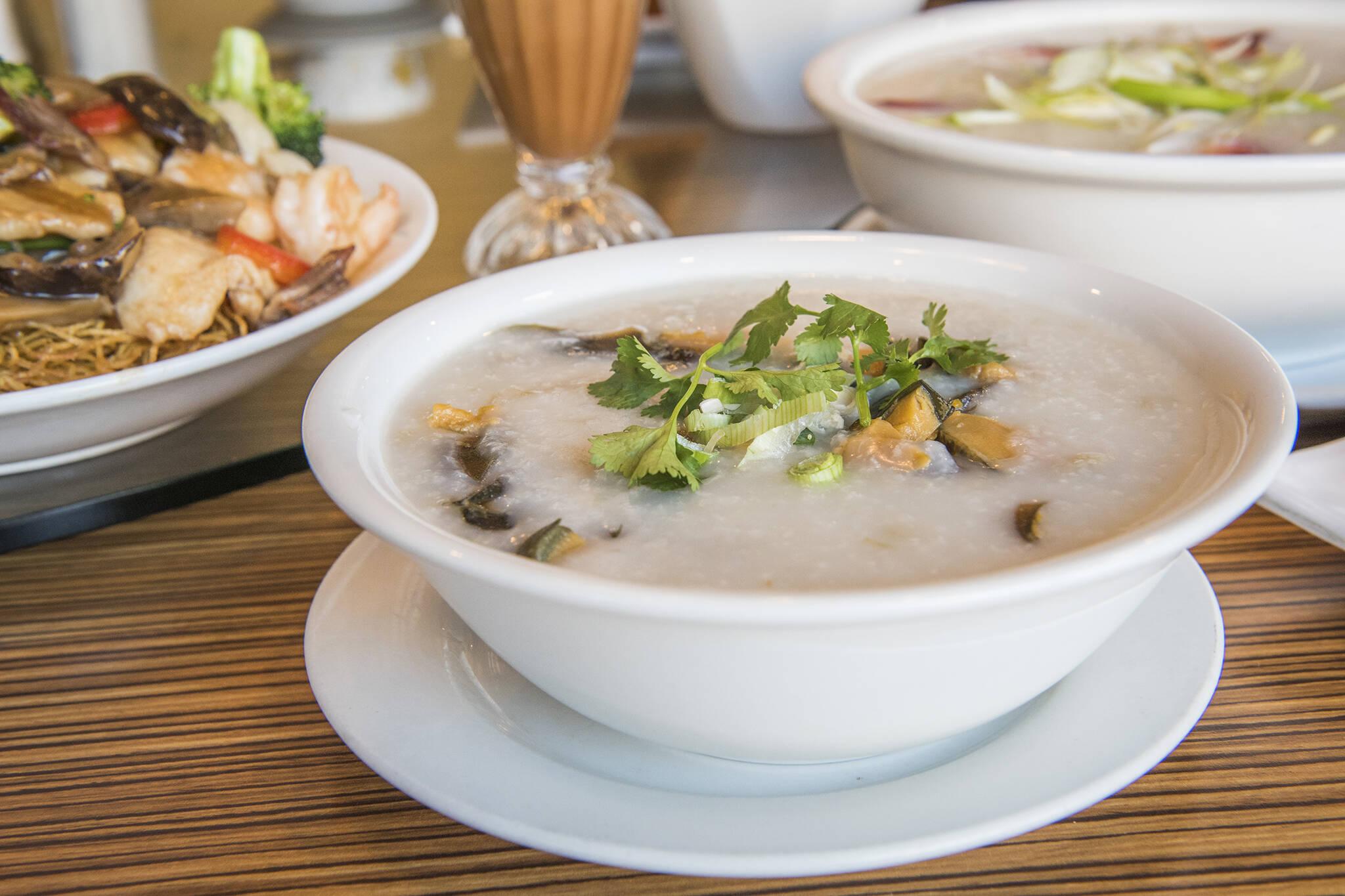 best congee toronto