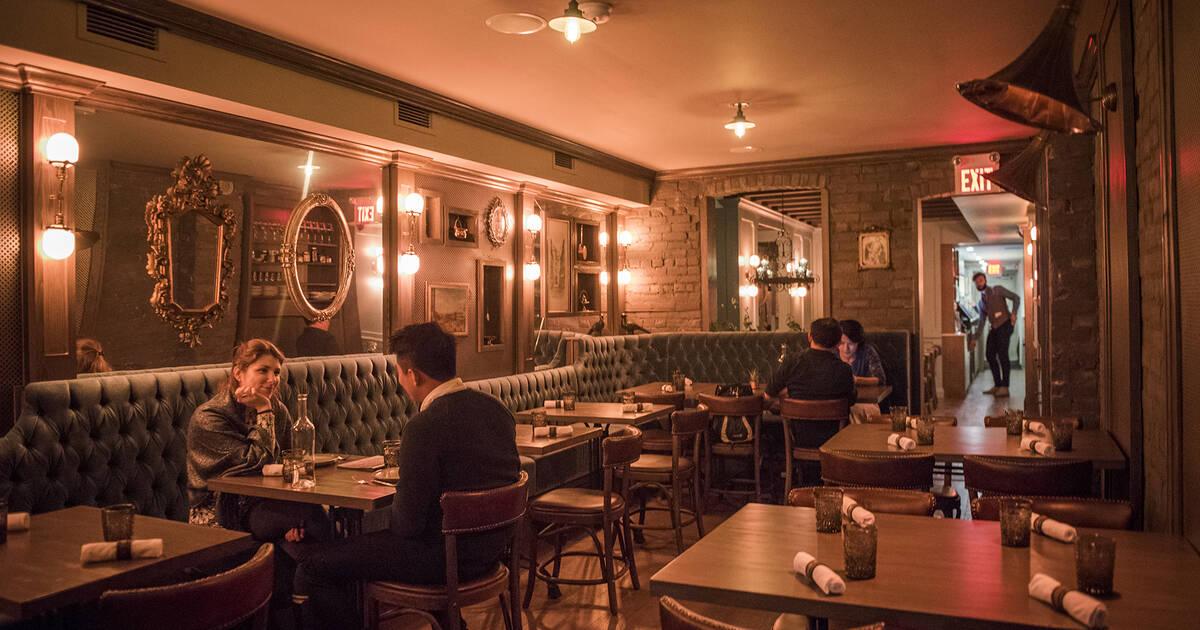 The Best Romantic Restaurants In Toronto