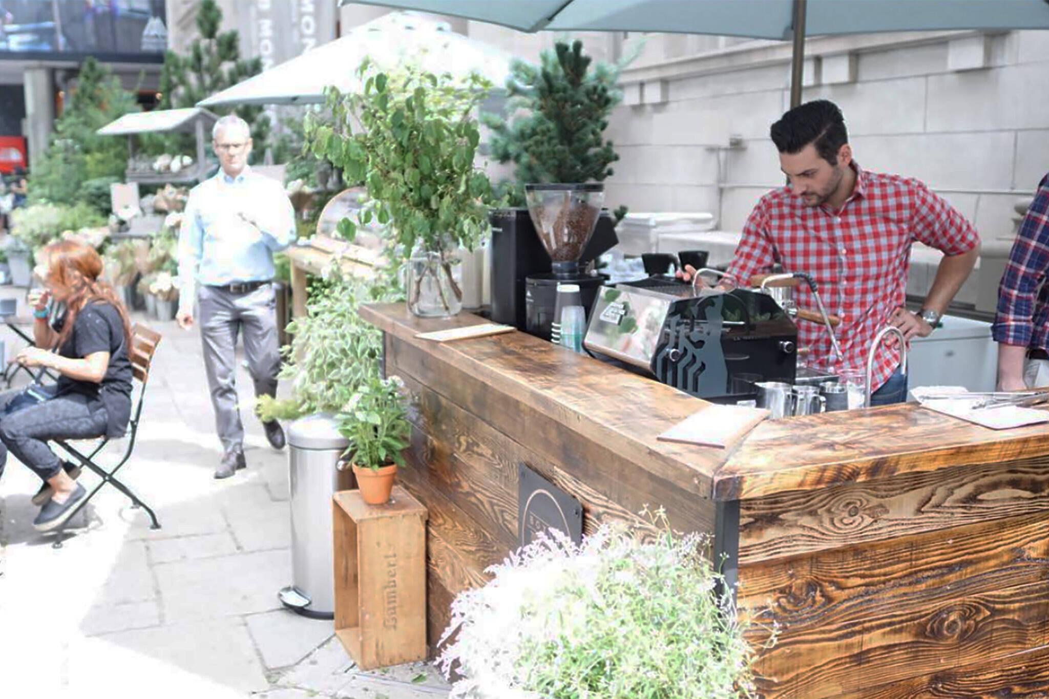 toronto cafe parks