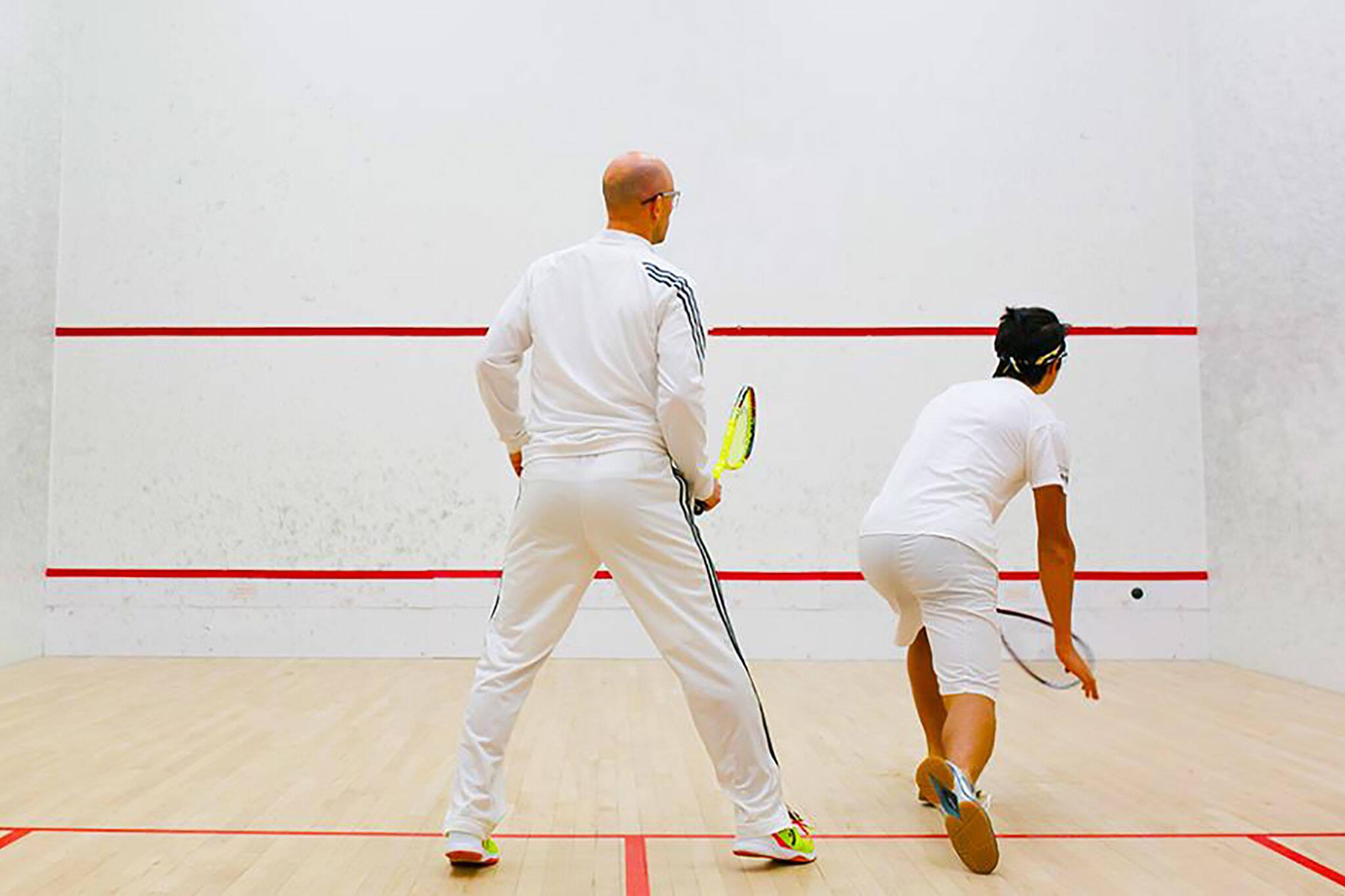 Squash in Toronto