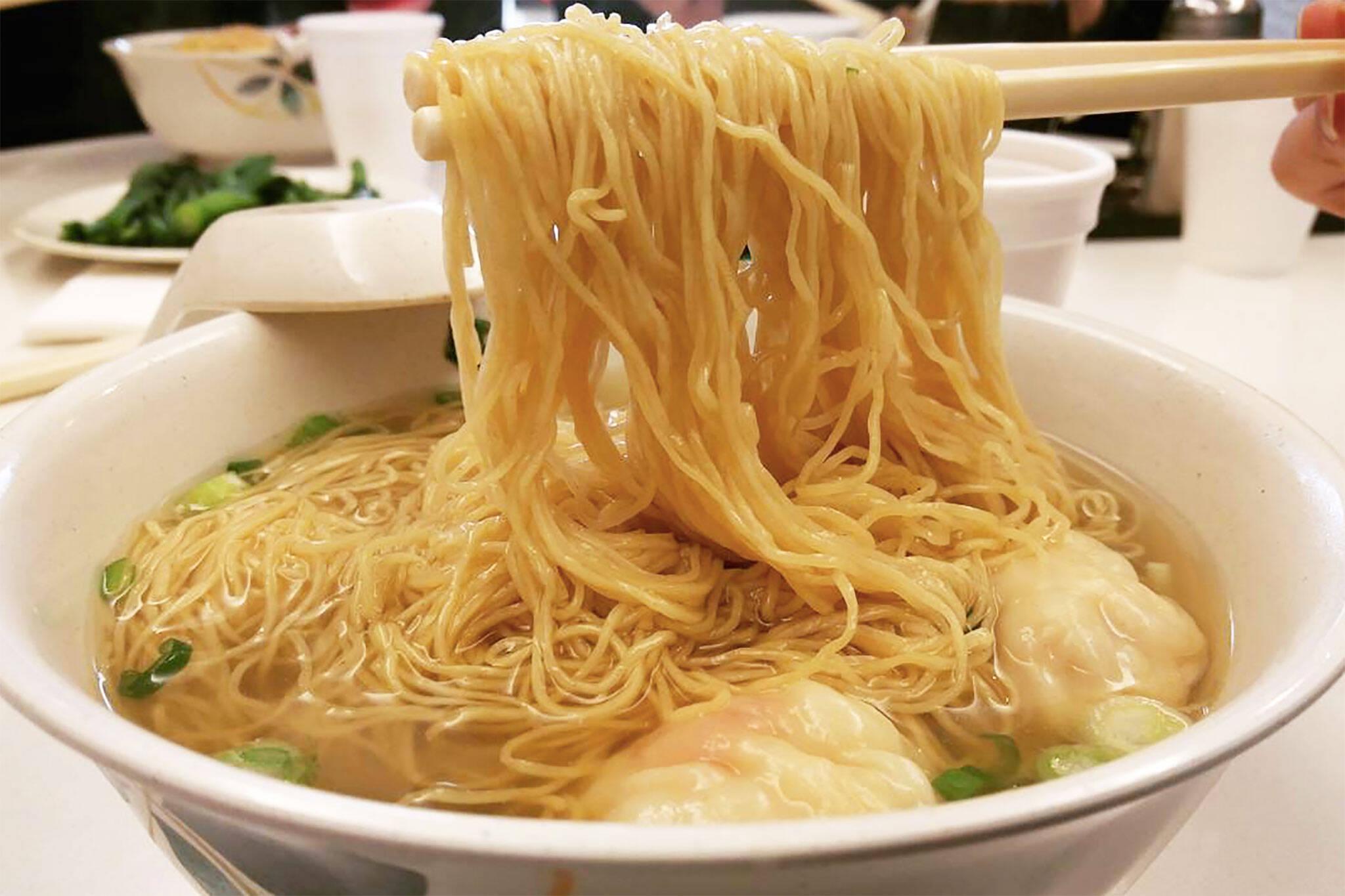 wonton soup toronto