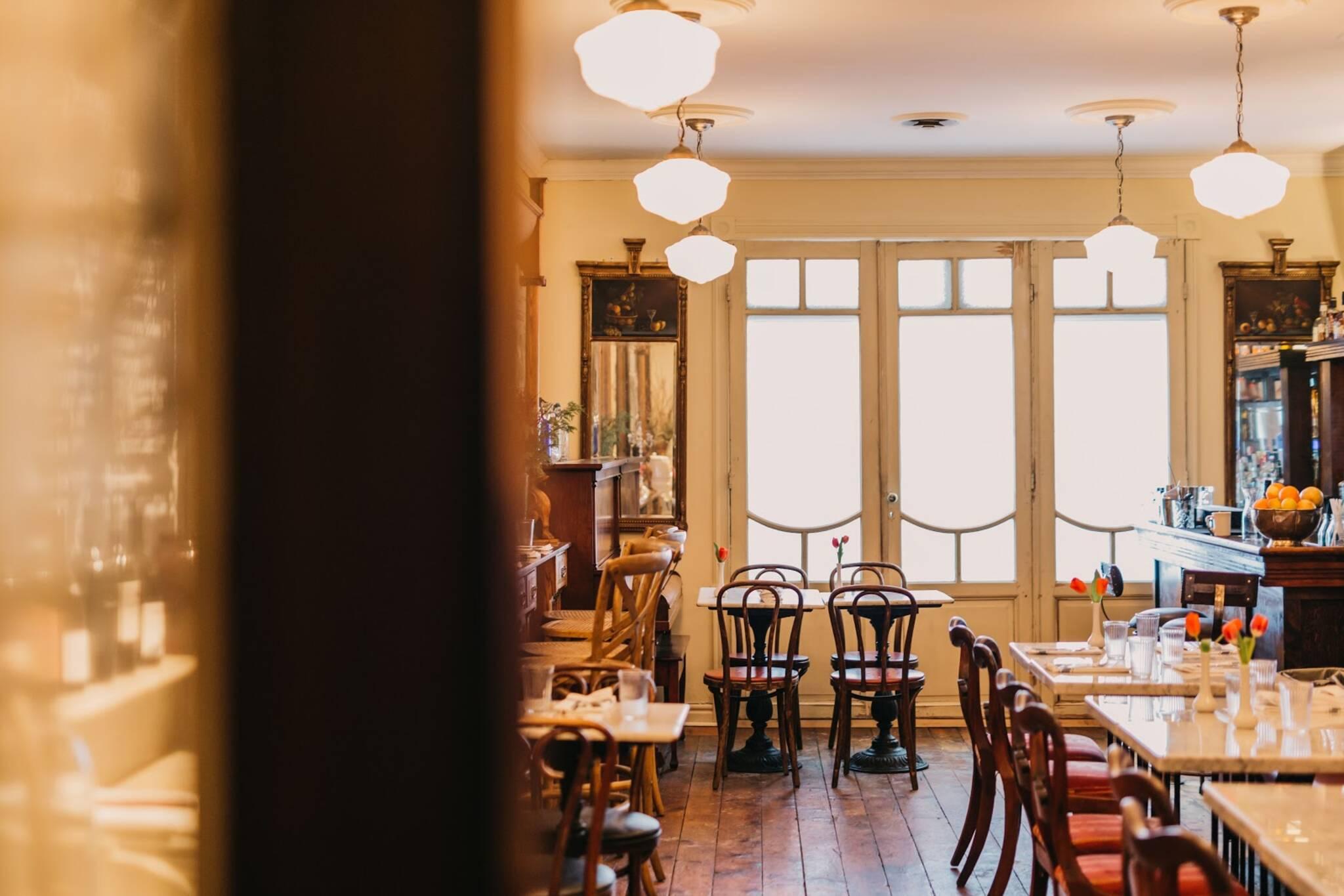 Top O The Senator Restaurant Toronto