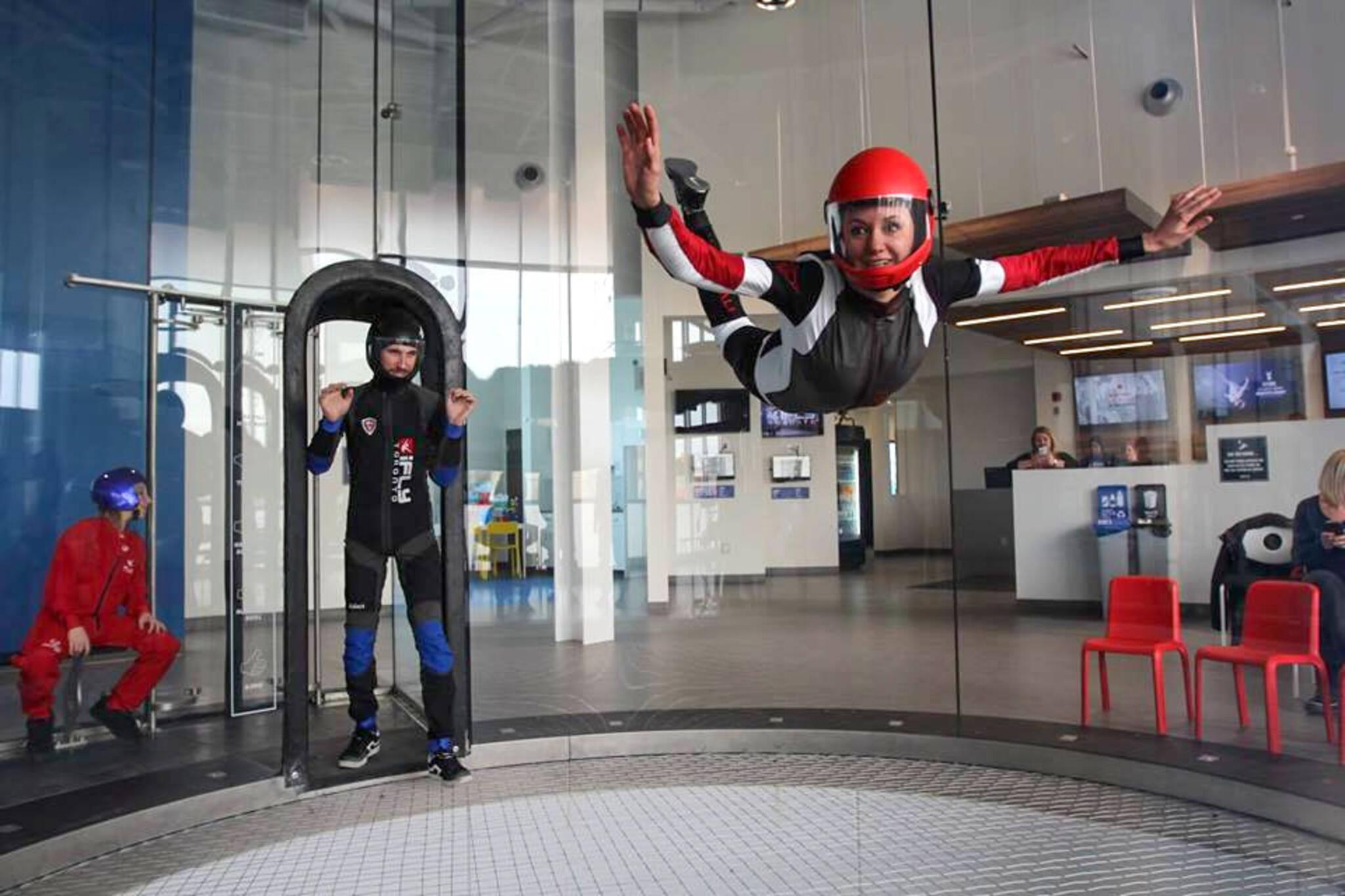 indoor skydiving toronto