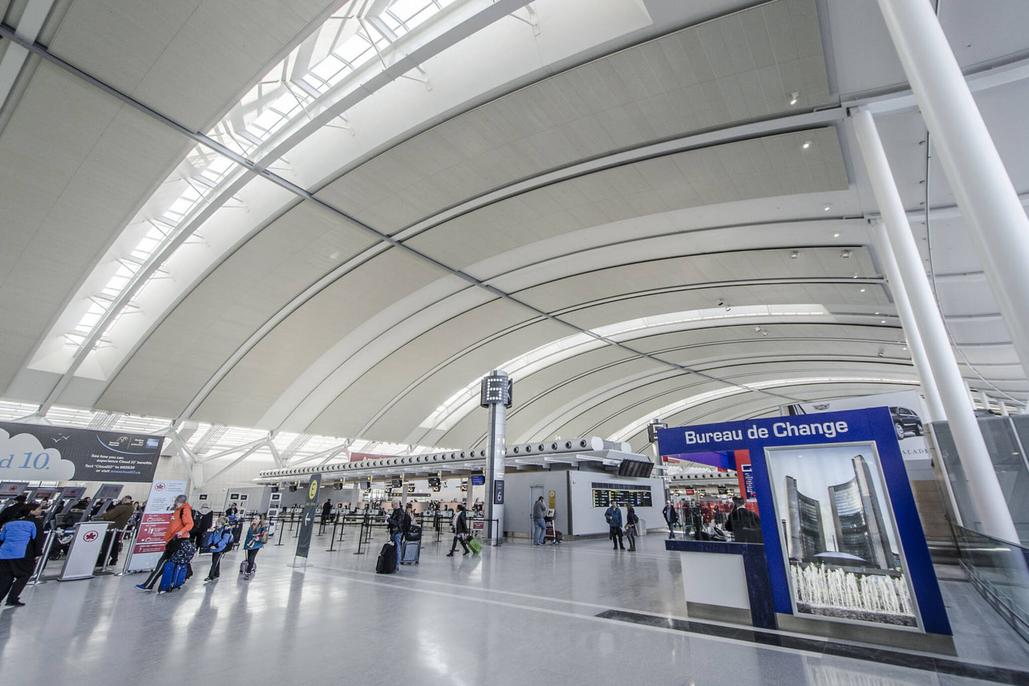 Pearson Airport awards