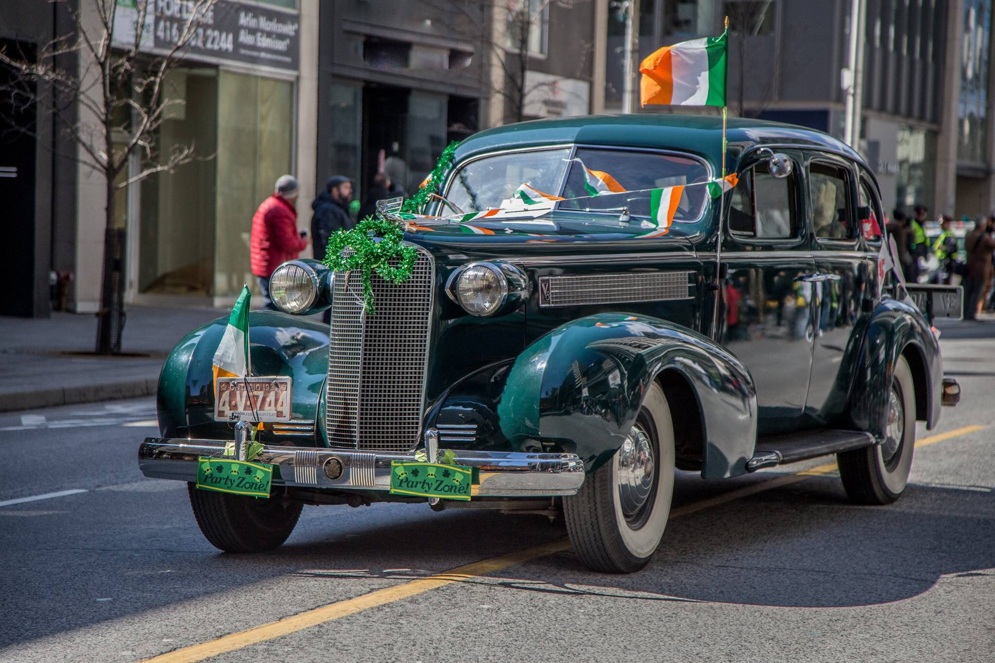 St Patricks Day Parade Toronto