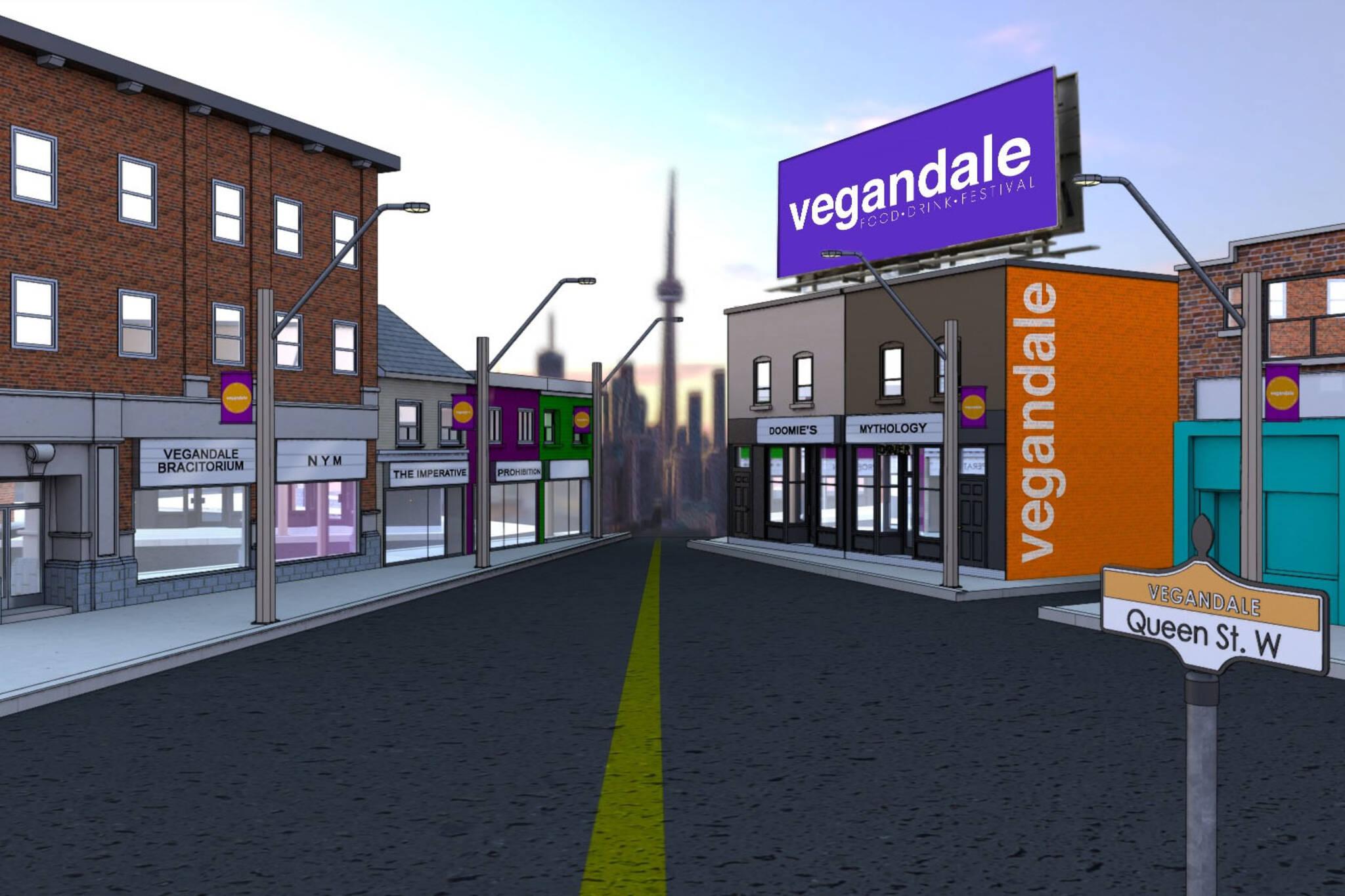 Vegandale Toronto