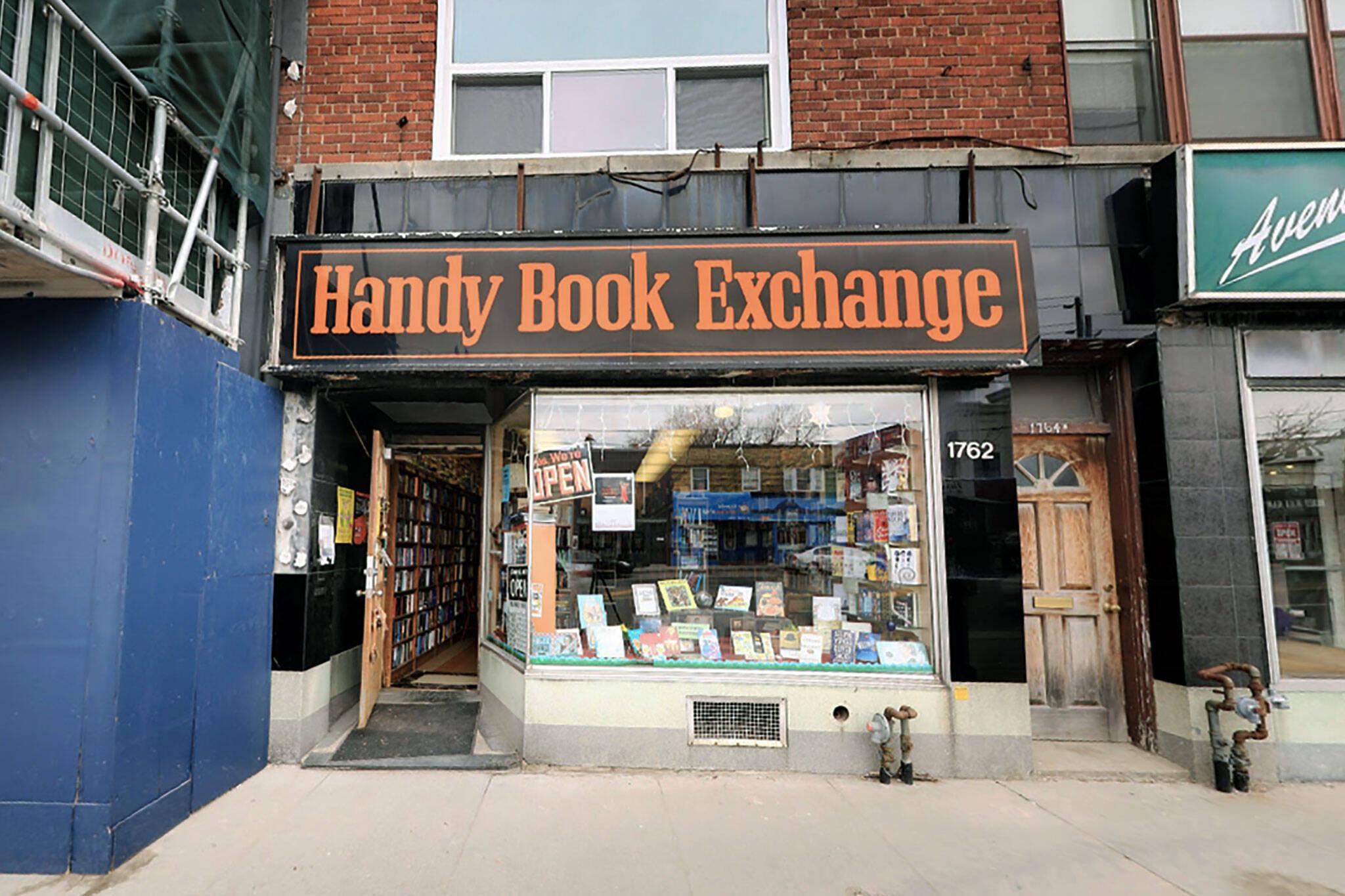 handy book exchange
