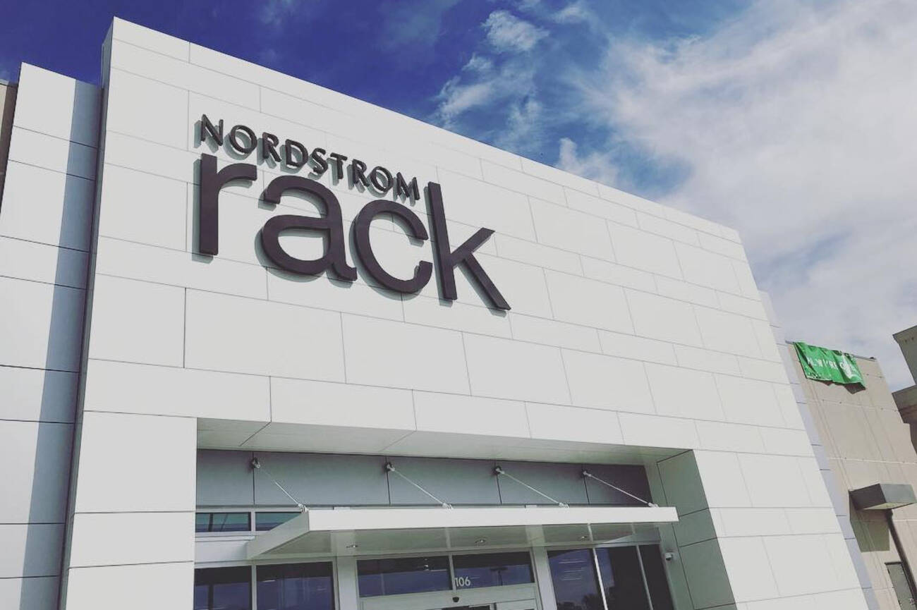 Nordstrom Rack Is Opening In Toronto This Month
